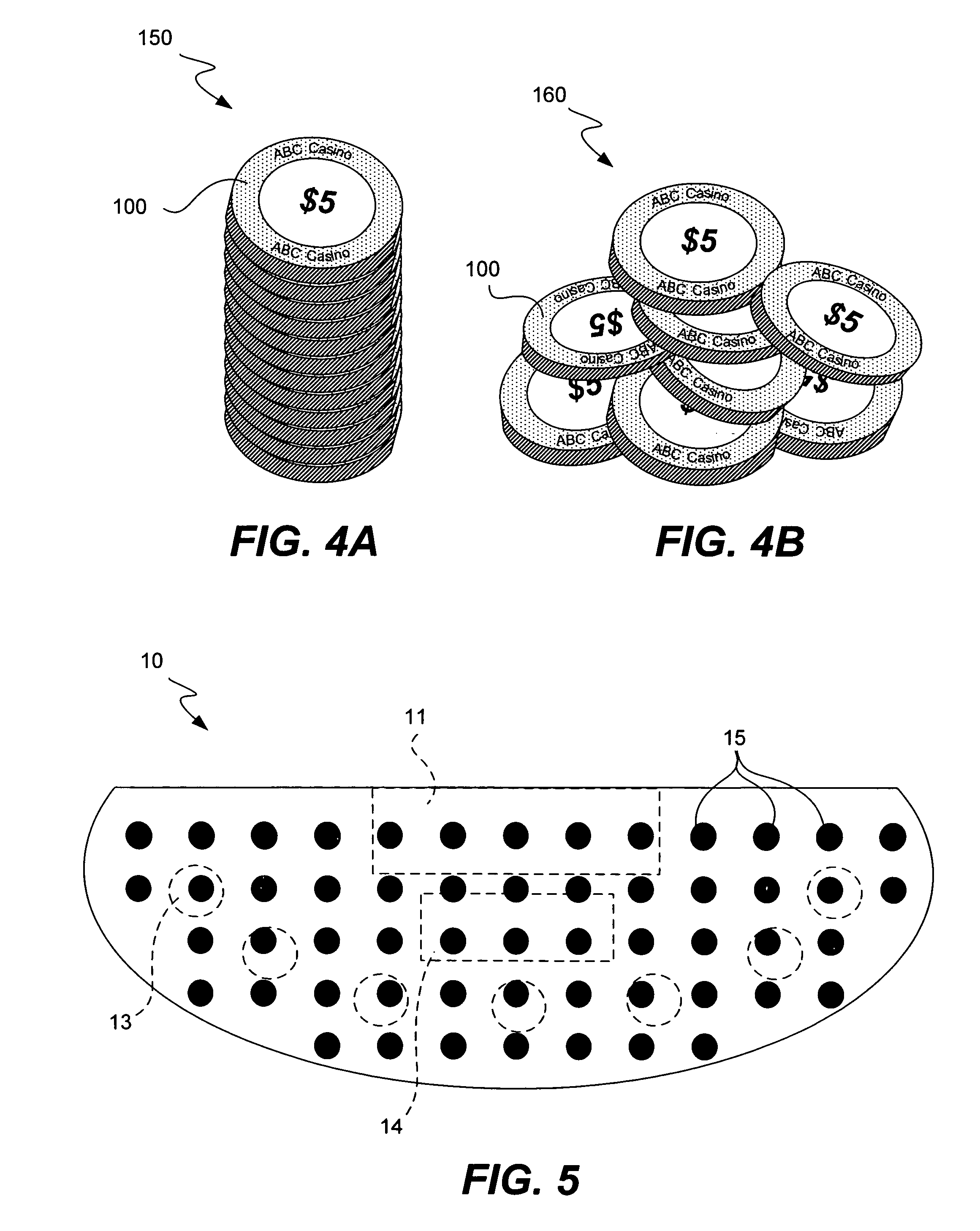 Rfid casino chip patents partial reinforcement gambling
