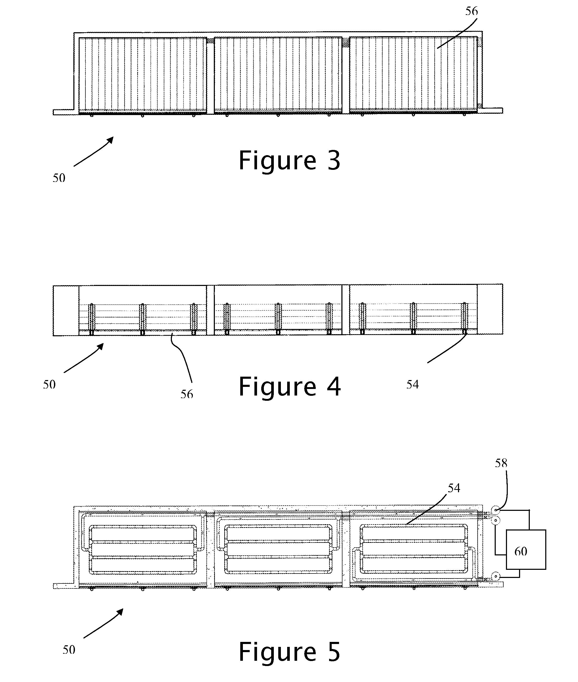 Patent US7964385 - Organic waste treatment system utilizing ...
