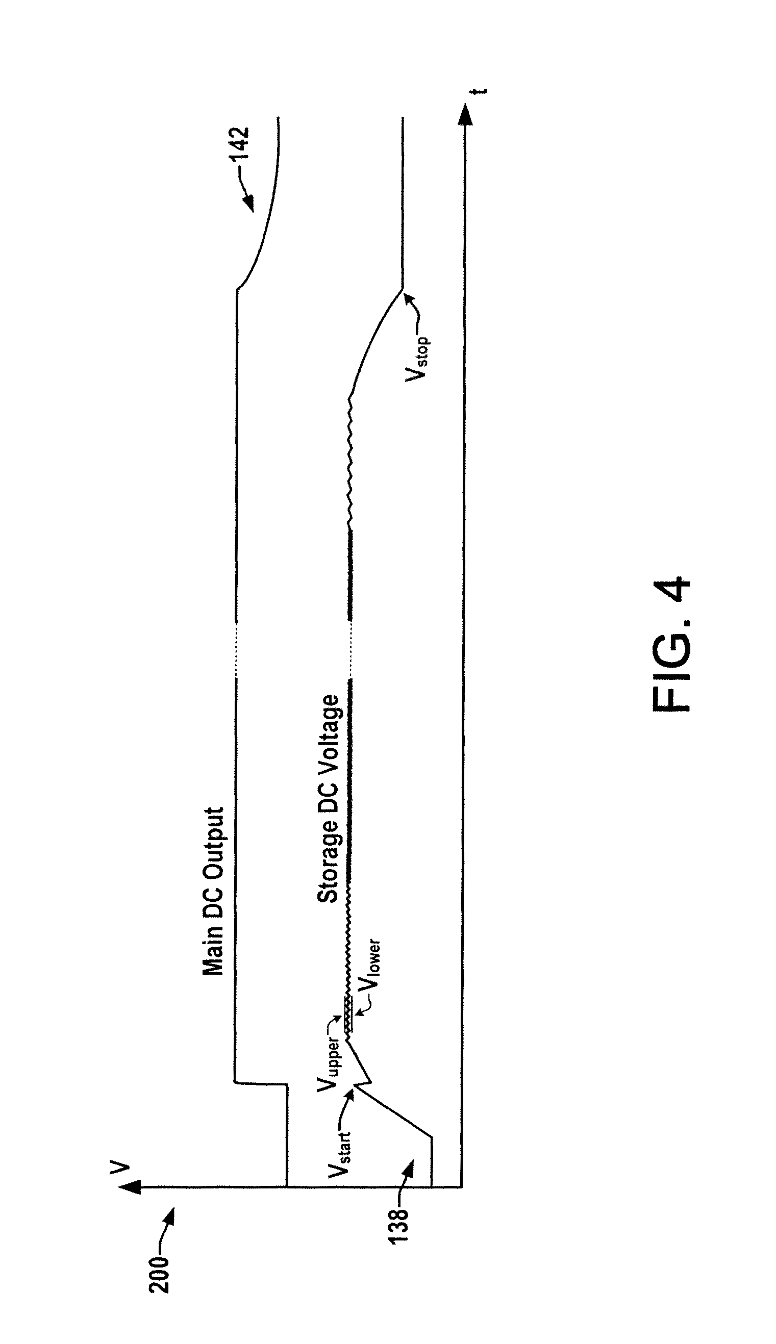 Patent Us7965526 Self Powered Supply For Power Converter Switch Electronic Crowbar Ac And Dc Lines Drawing