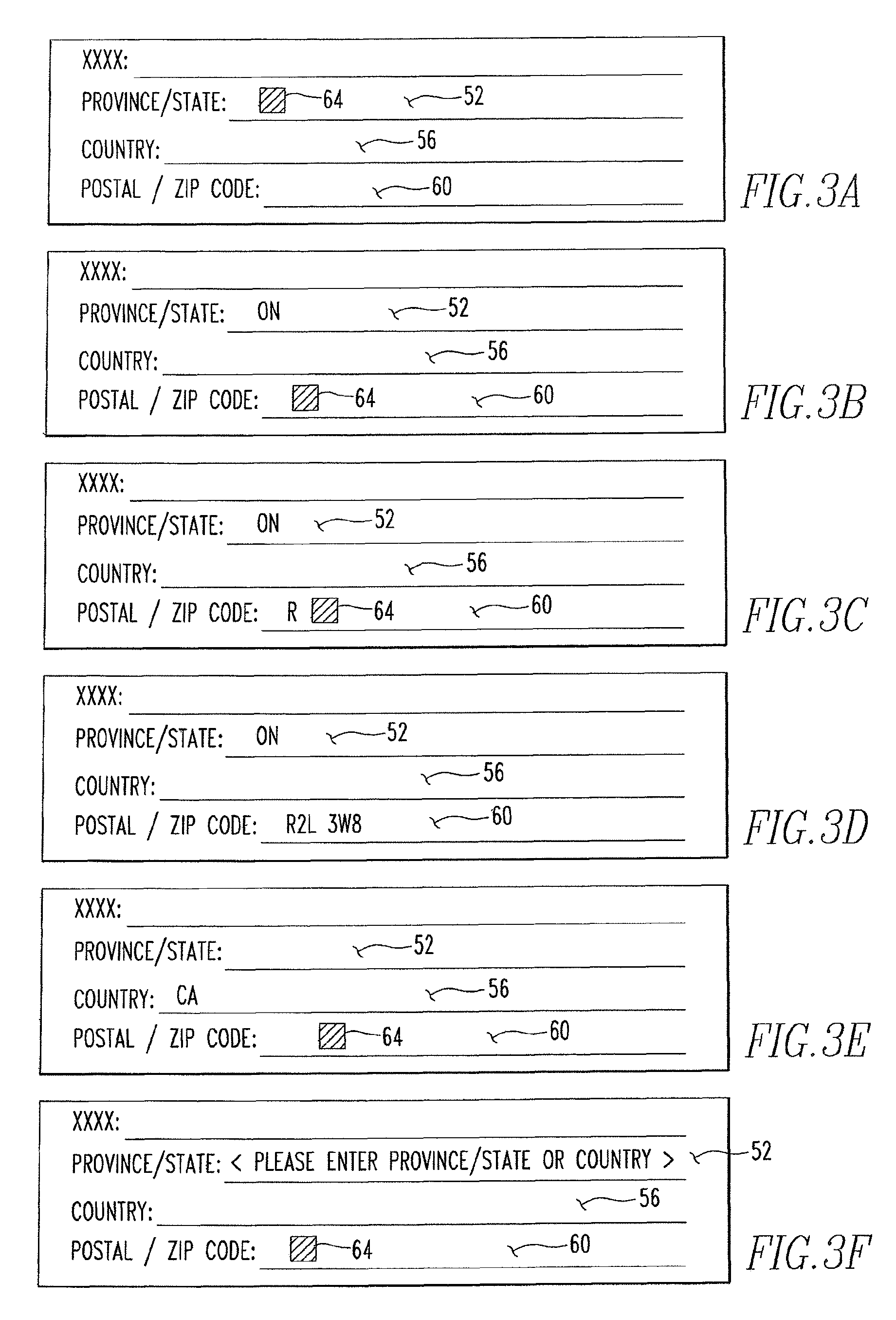Patent US Handheld Electronic Device Having Facilitated - Us zip codes number