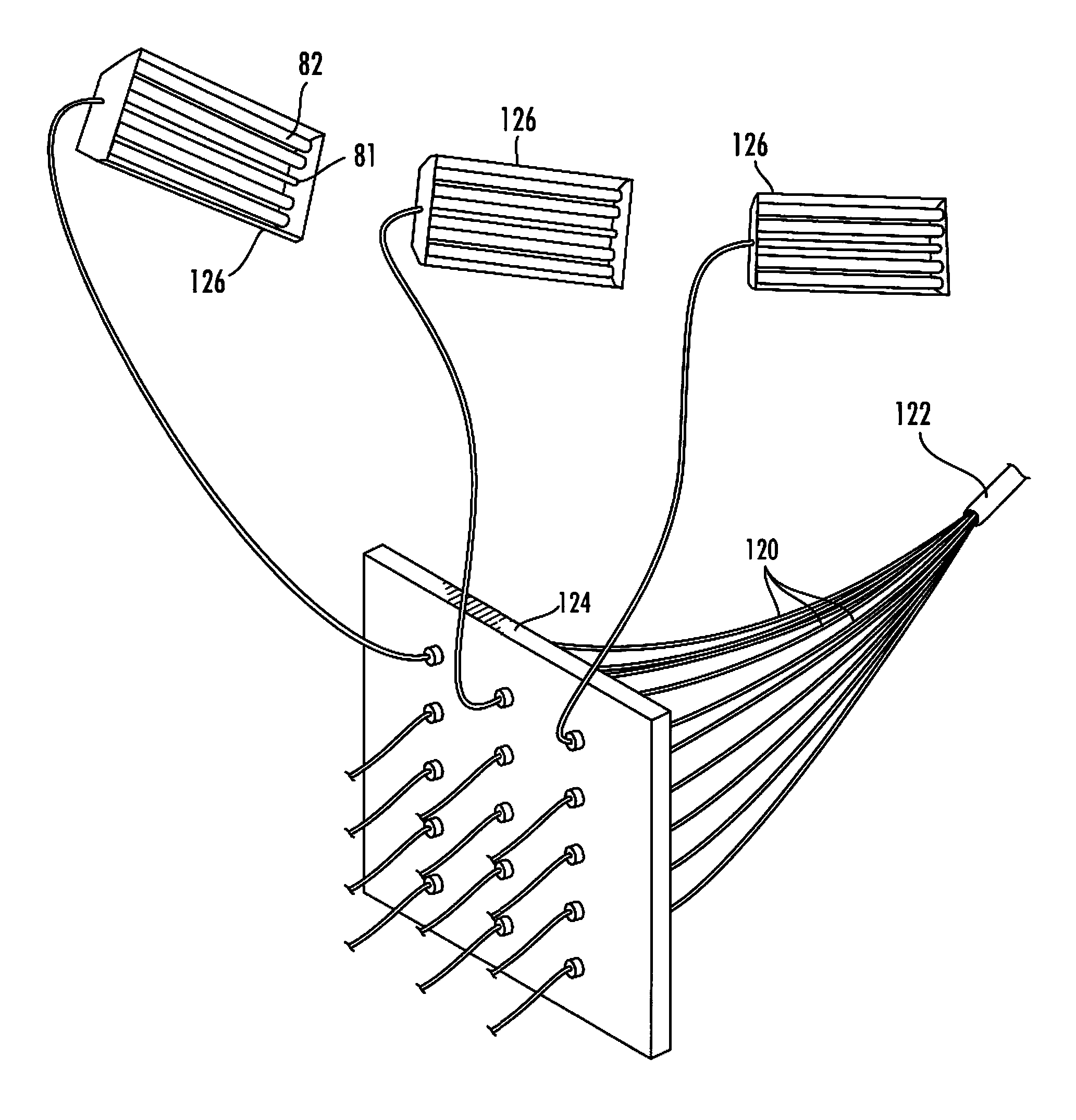 Patent Drawing  sc 1 st  Google & Patent US7973235 - Hybrid solar lighting distribution systems and ... azcodes.com