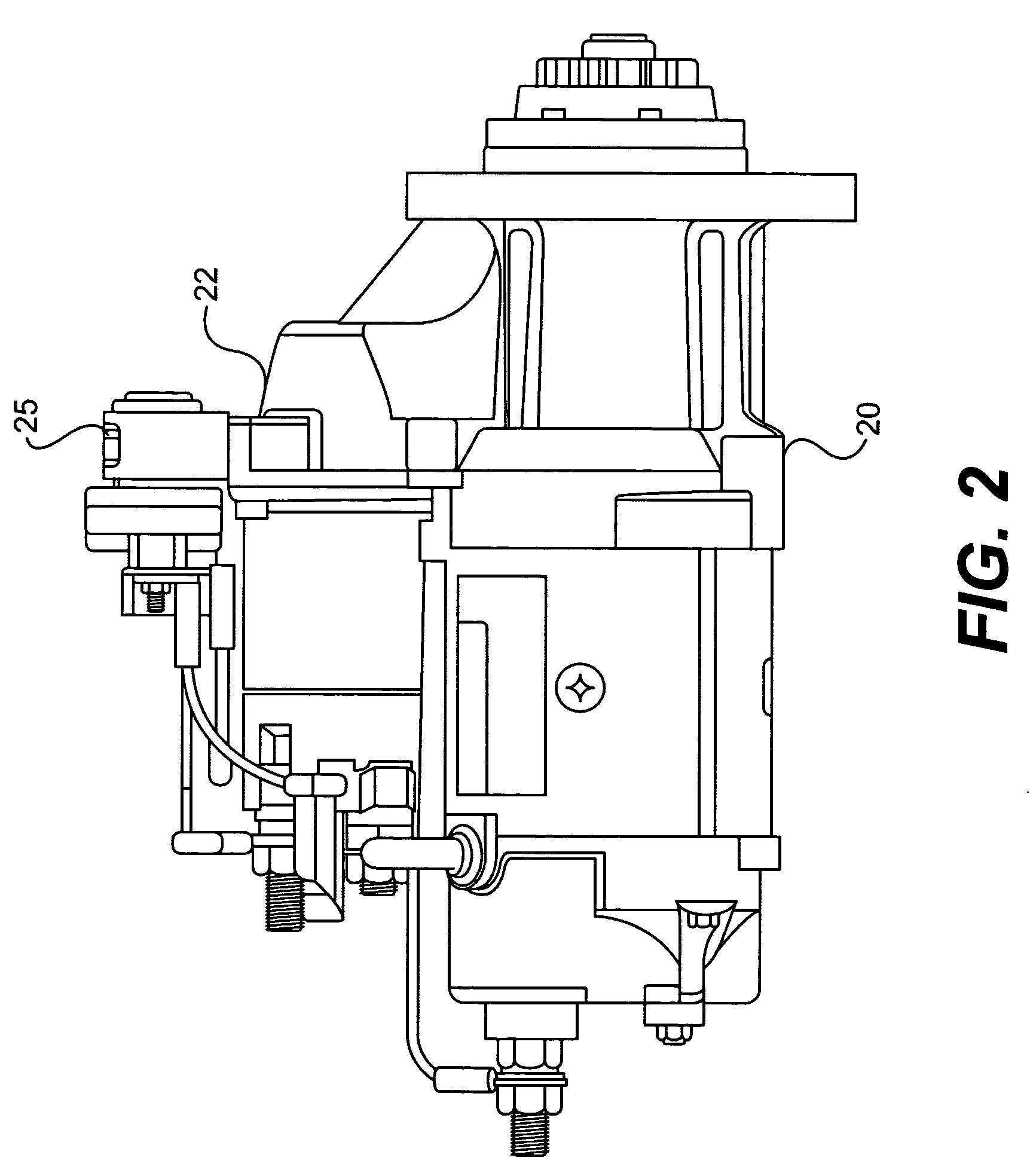 patent us7986053 24 volt engine start up system google patents patent drawing