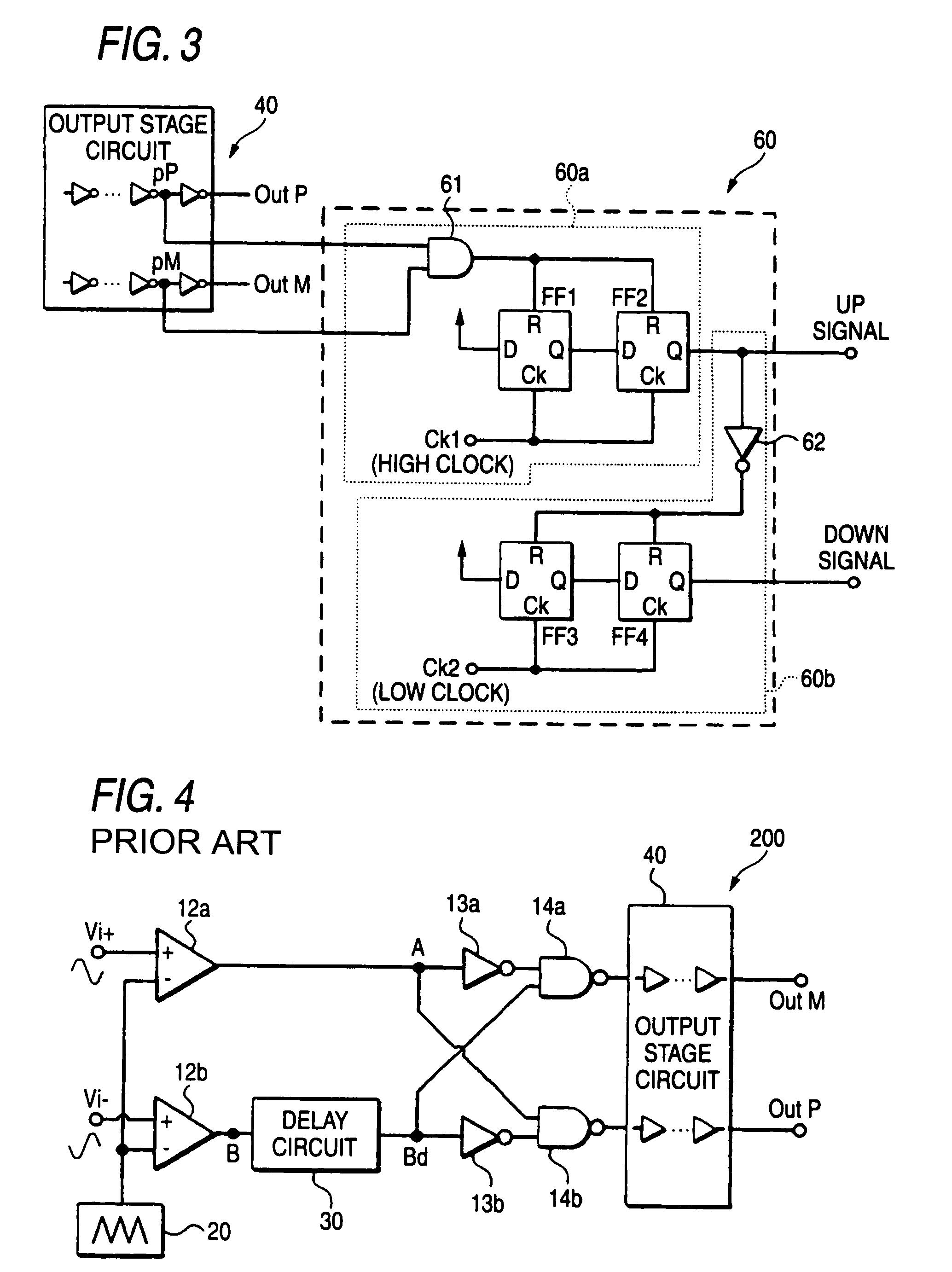 Patent Us7990211 Class D Amplifier Circuit Google Patentsuche Digital Long Time Delay Amplifiercircuit Diagram Drawing