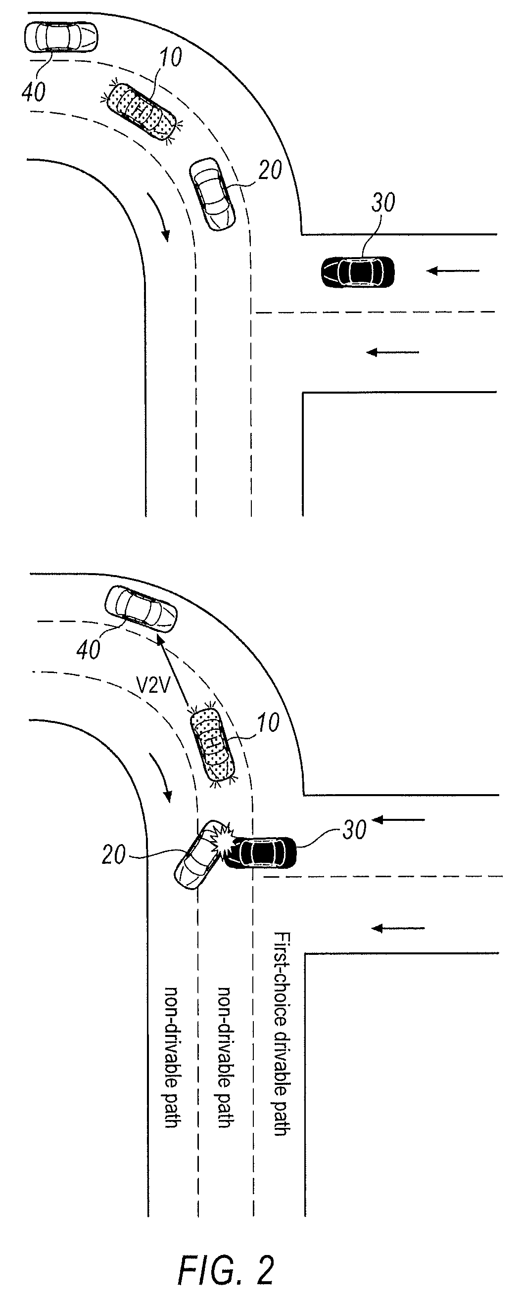 impact of the collision of the Estimating the speed of a motor vehicle in a estimating the speed of a motor vehicle in a collision car a was traveling at the time of impact.