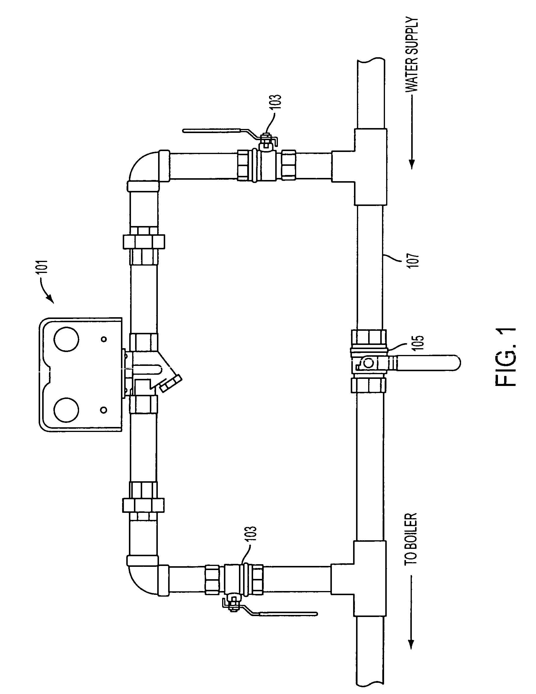 US07992527 20110809 D00001 patent us7992527 water feed controller for a boiler google patents vxt 24 water feeder wiring diagram at n-0.co