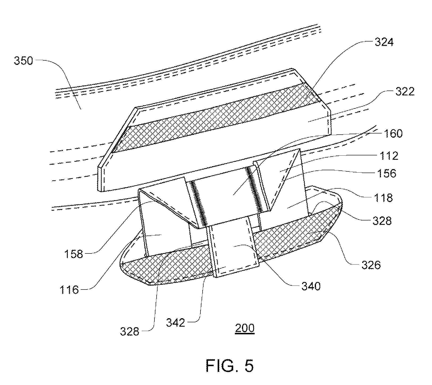 Brevet Us8002082 Drag Rescue Device Google Brevets Audi 2 0t Engine Diagram Patent Drawing