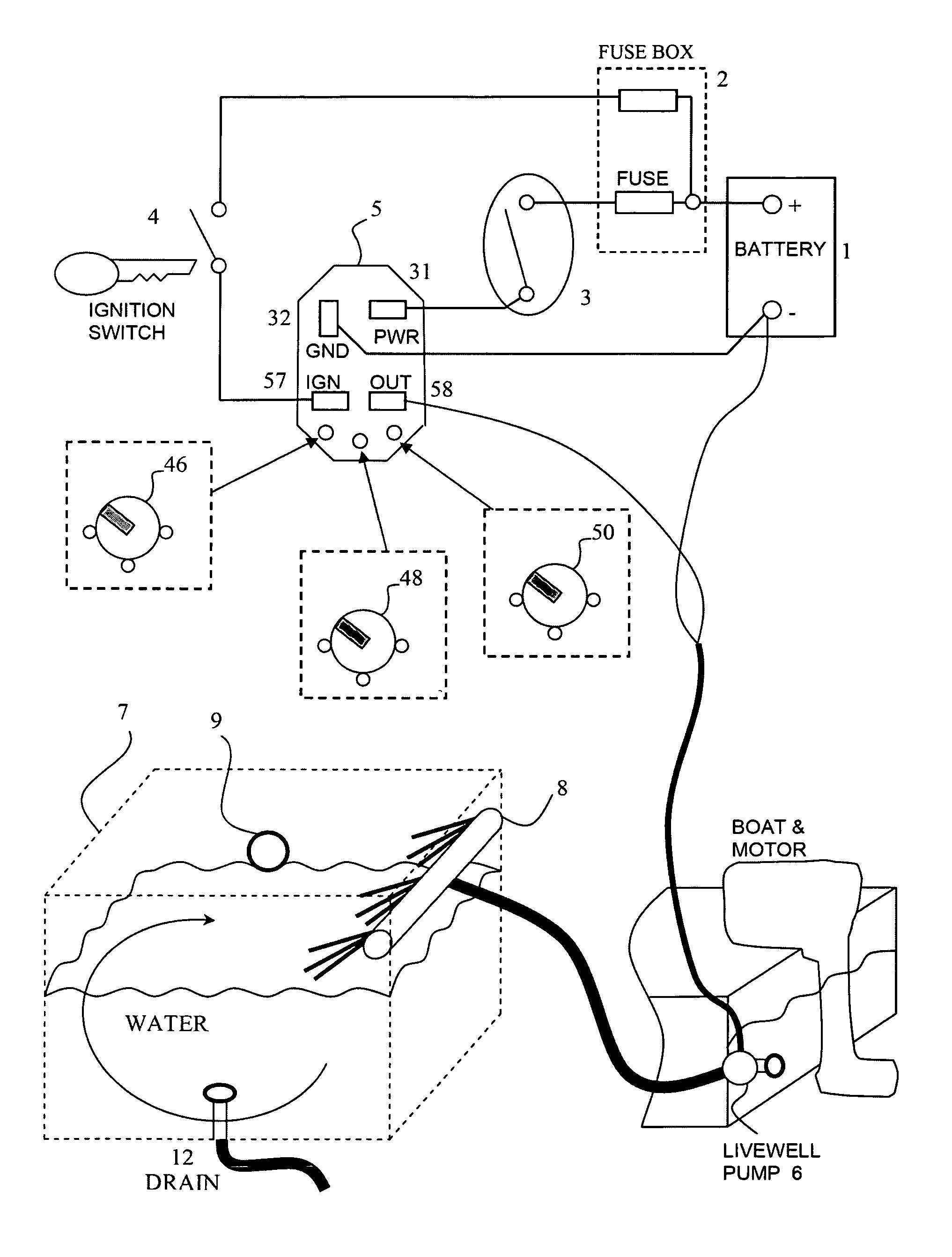 Mercedes Engine Diagram together with Mercedes Sl Door Trim in addition 125746 Mercedes 280c Engine Diagrams as well Mercedes Gl450 Diagram Of Engine further Livewell Wiring Diagram. on c36 wiring diagram