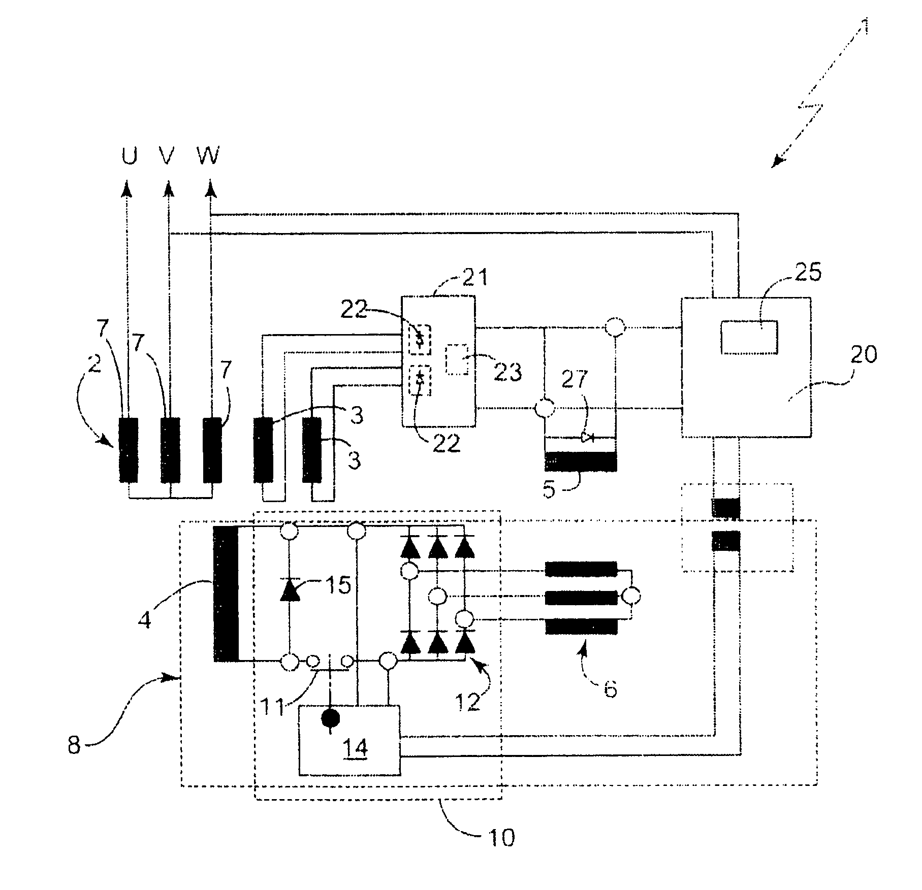 Leroy Somer Motor Wiring Diagram 32 Images Kel Alternator Patent Us8013578 Google Patents Us08013578 20110906 D00000 At Cita