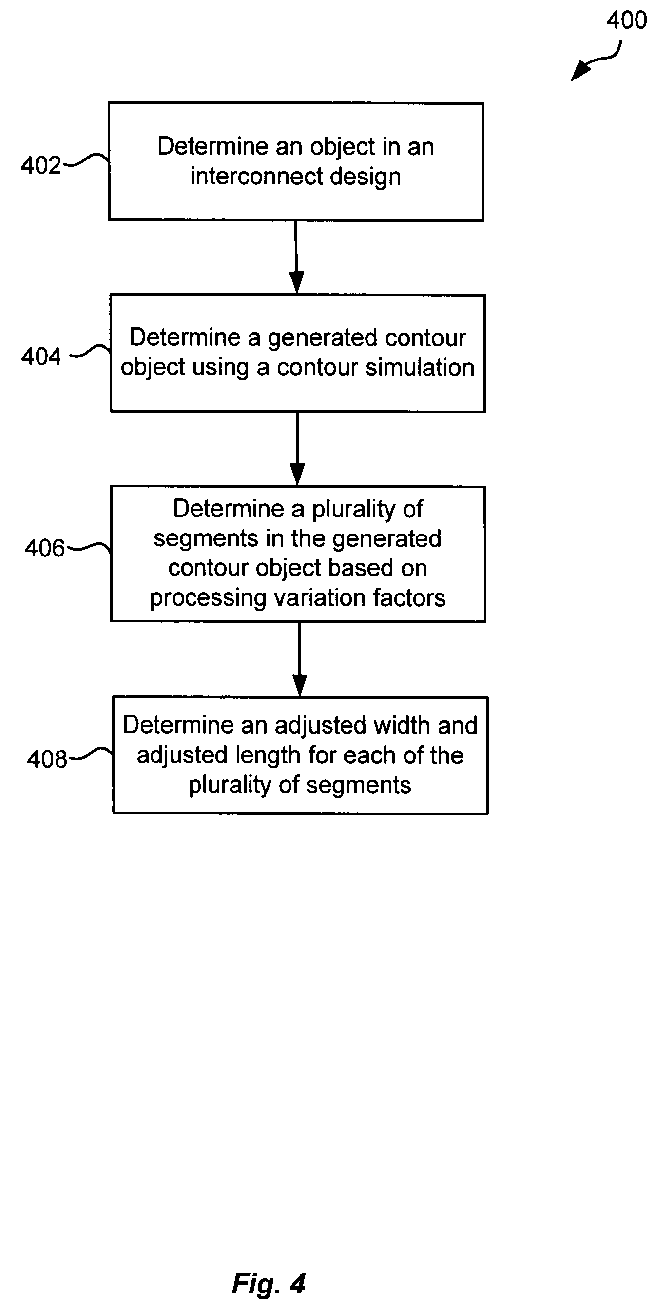 Patent US8015510 - Interconnection modeling for semiconductor ...