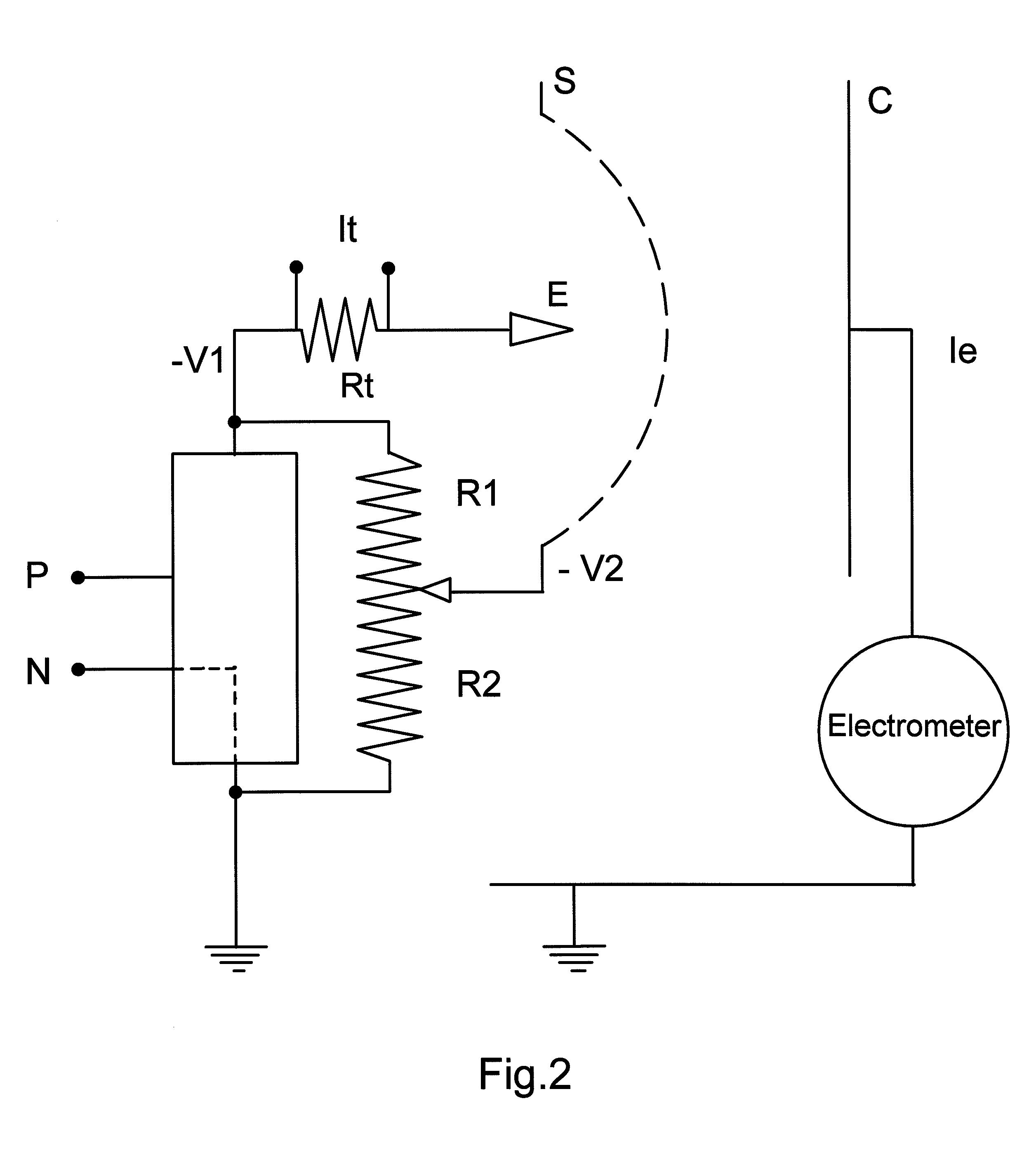 Negative Oxygen Ion Generator 4 Basiccircuit Circuit Diagram Capacitive Dimmer Switch 2 Tradeoficcom Simple Wiring