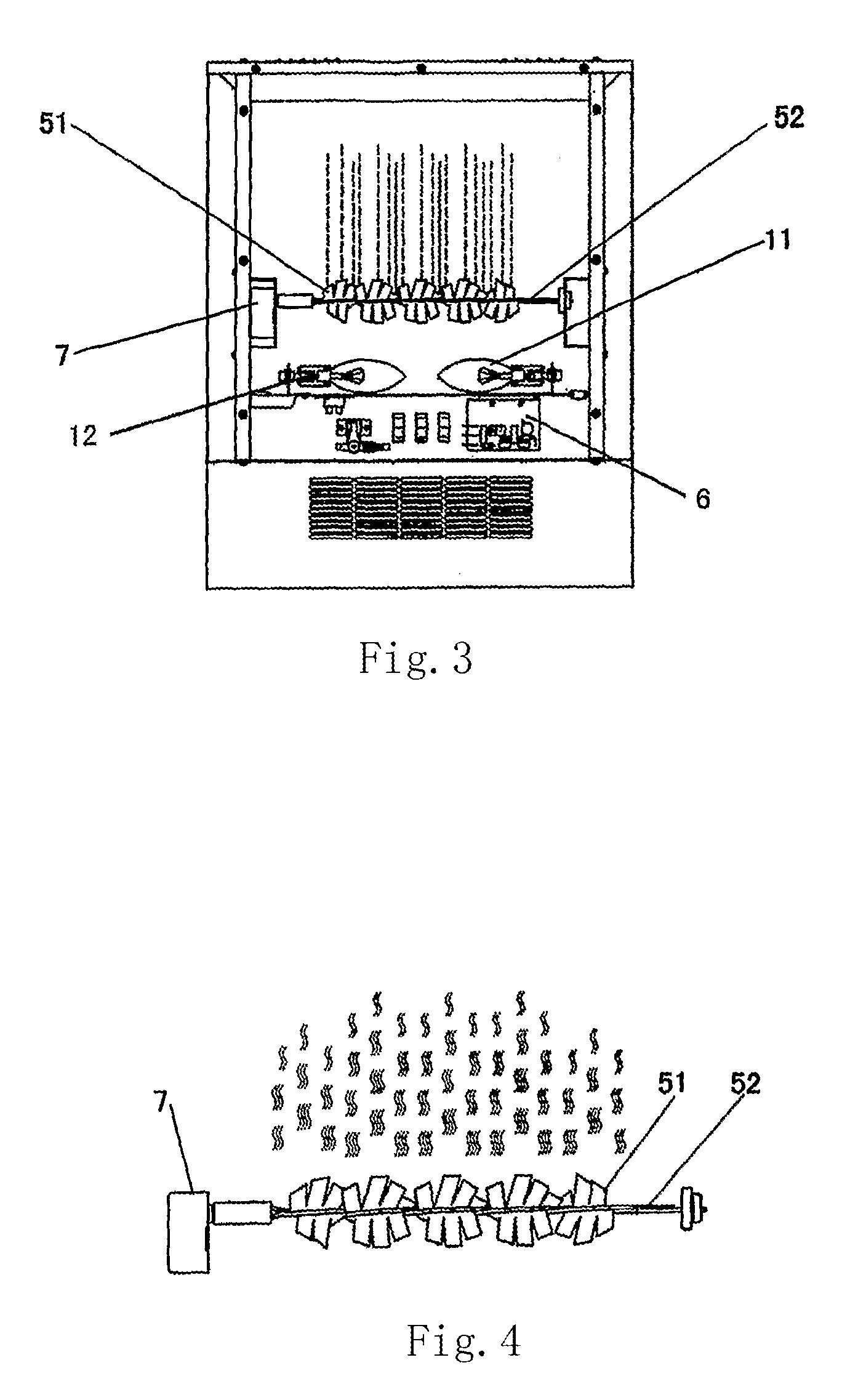 Fireplace Simulator Part - 47: Patent Drawing