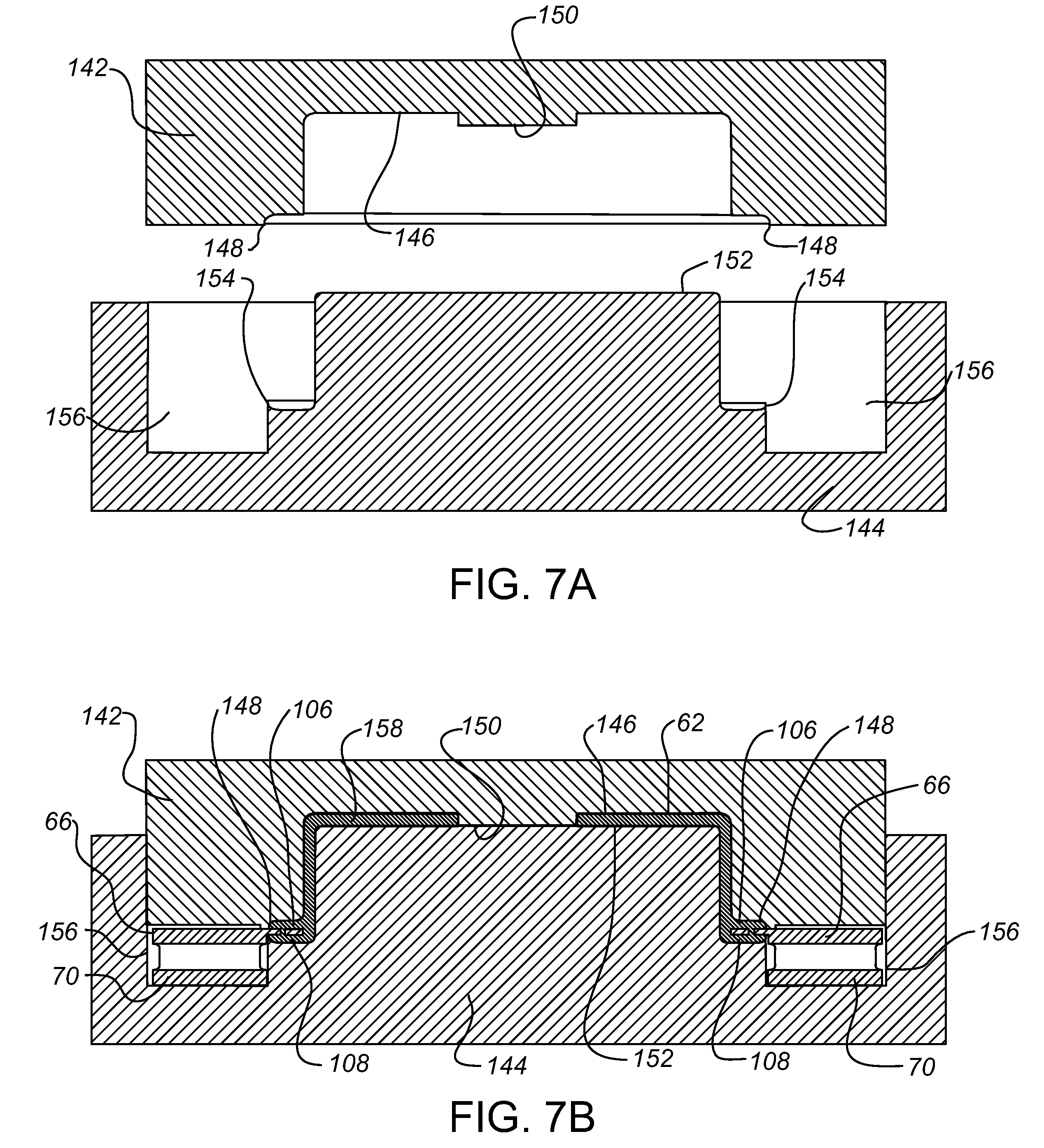Cast In Place Joint : Patent us cast in place torsion joint google
