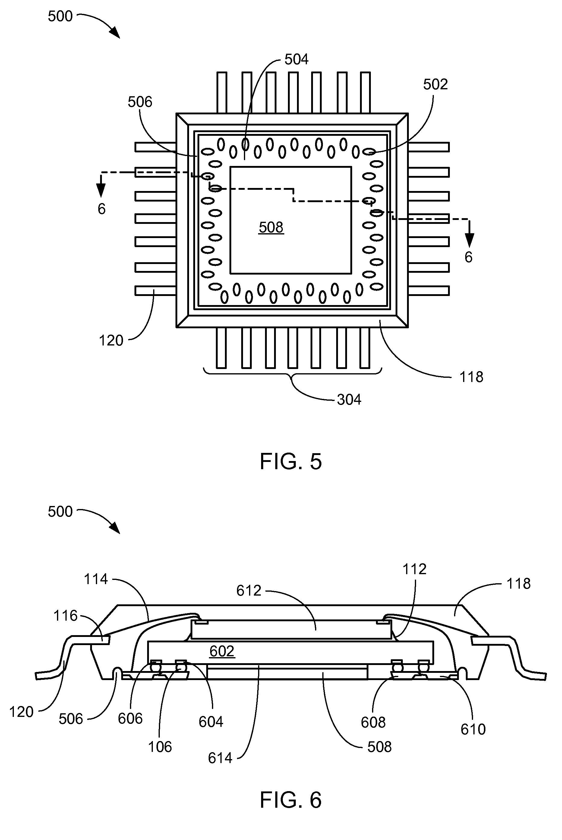 patent us8022539