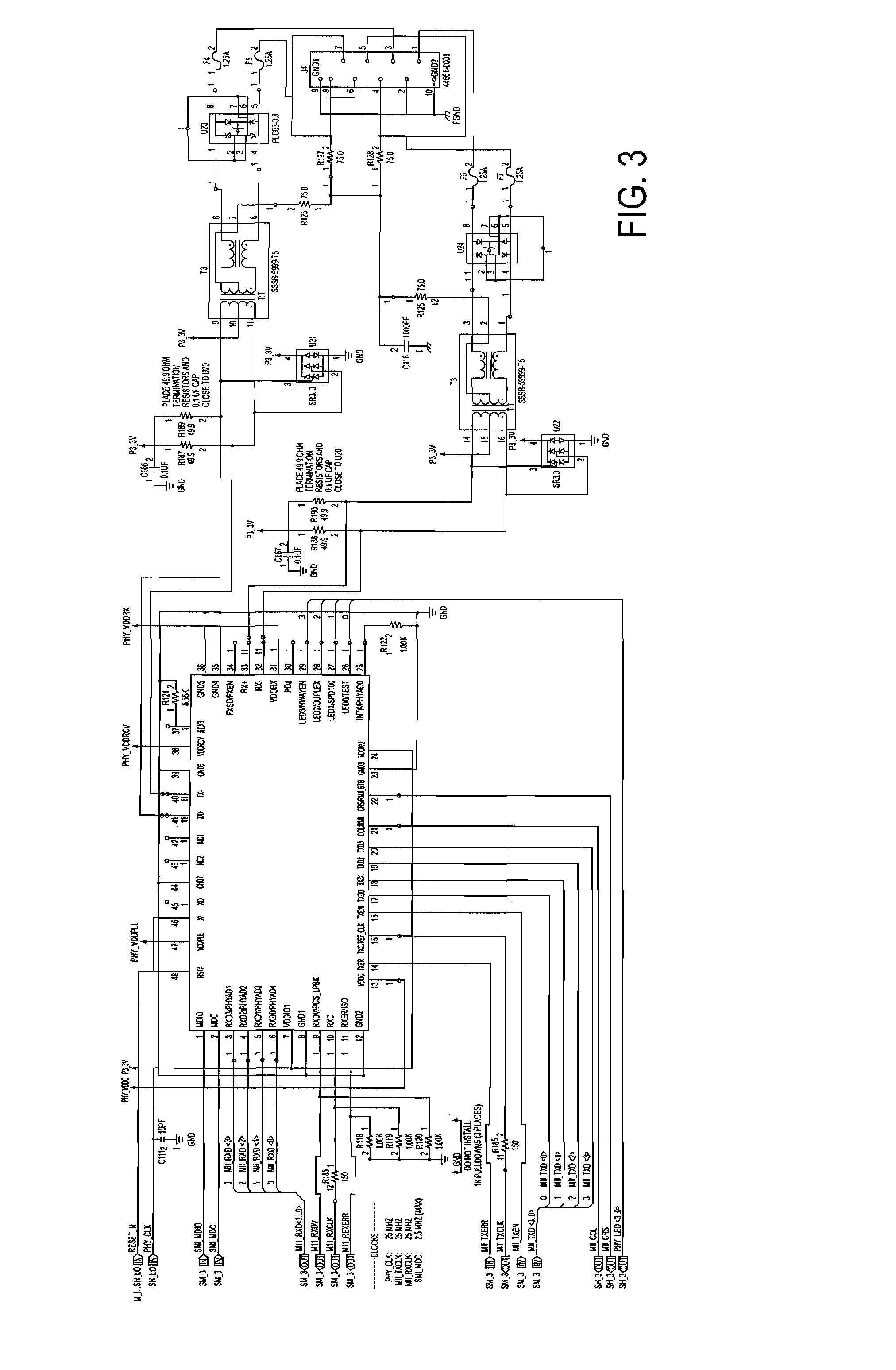telephone network interface box wiring