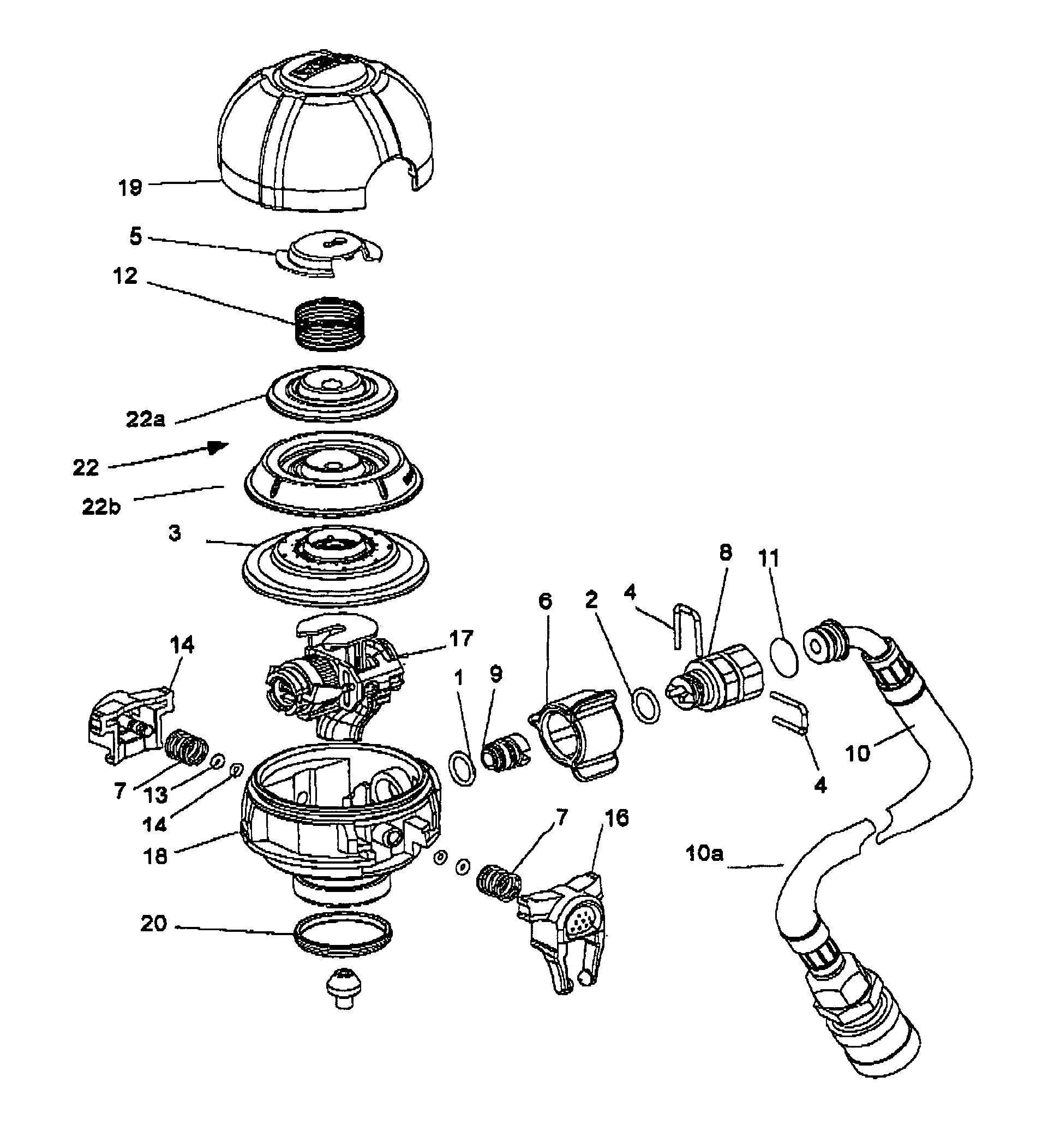 Patent US8025053 - Pressure regulator assembly - Google Patents