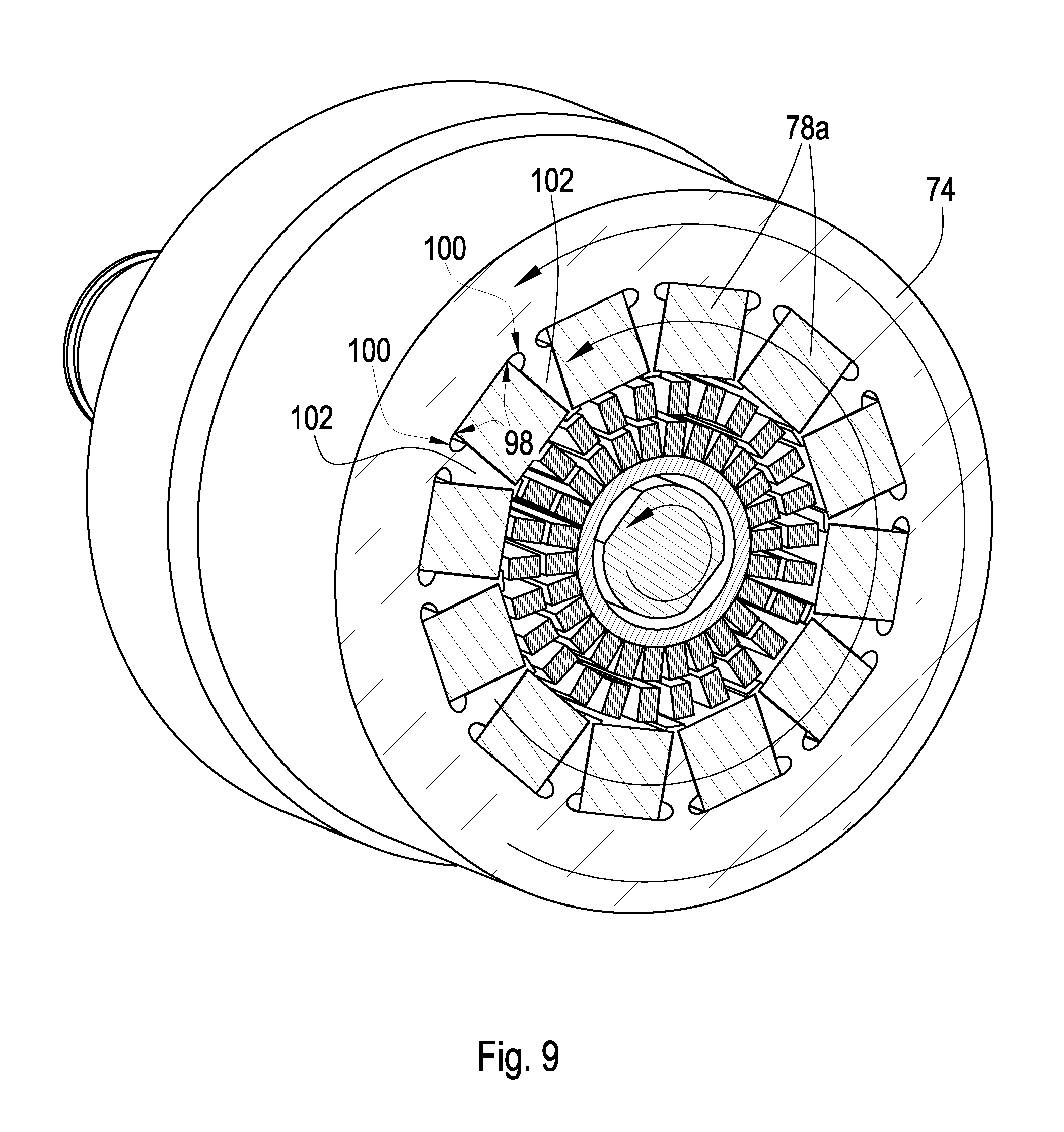 patent us8033328 downhole electric power generator google patents