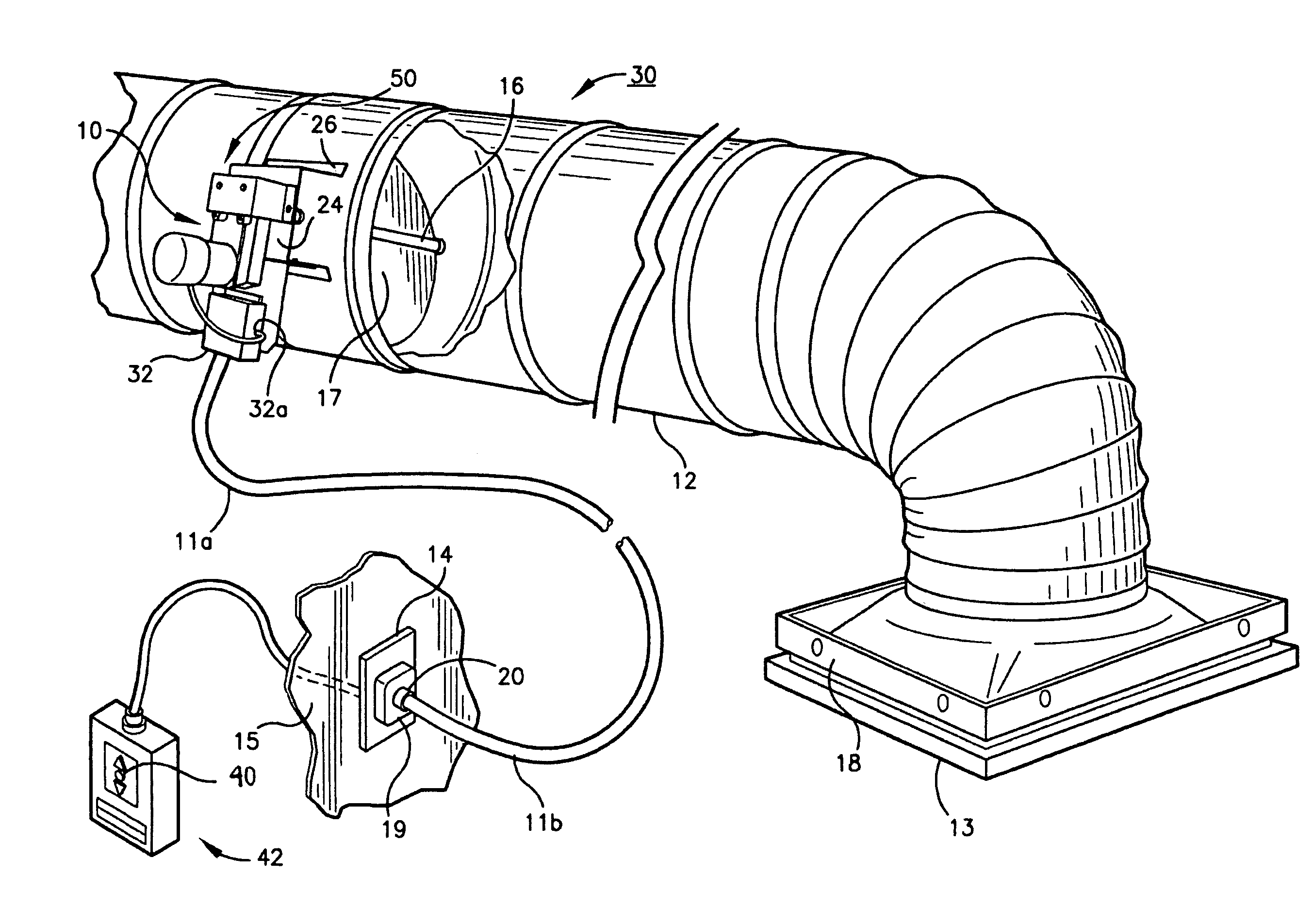 US8038075 Air damper balancing system and method   Patents #3C3C3C