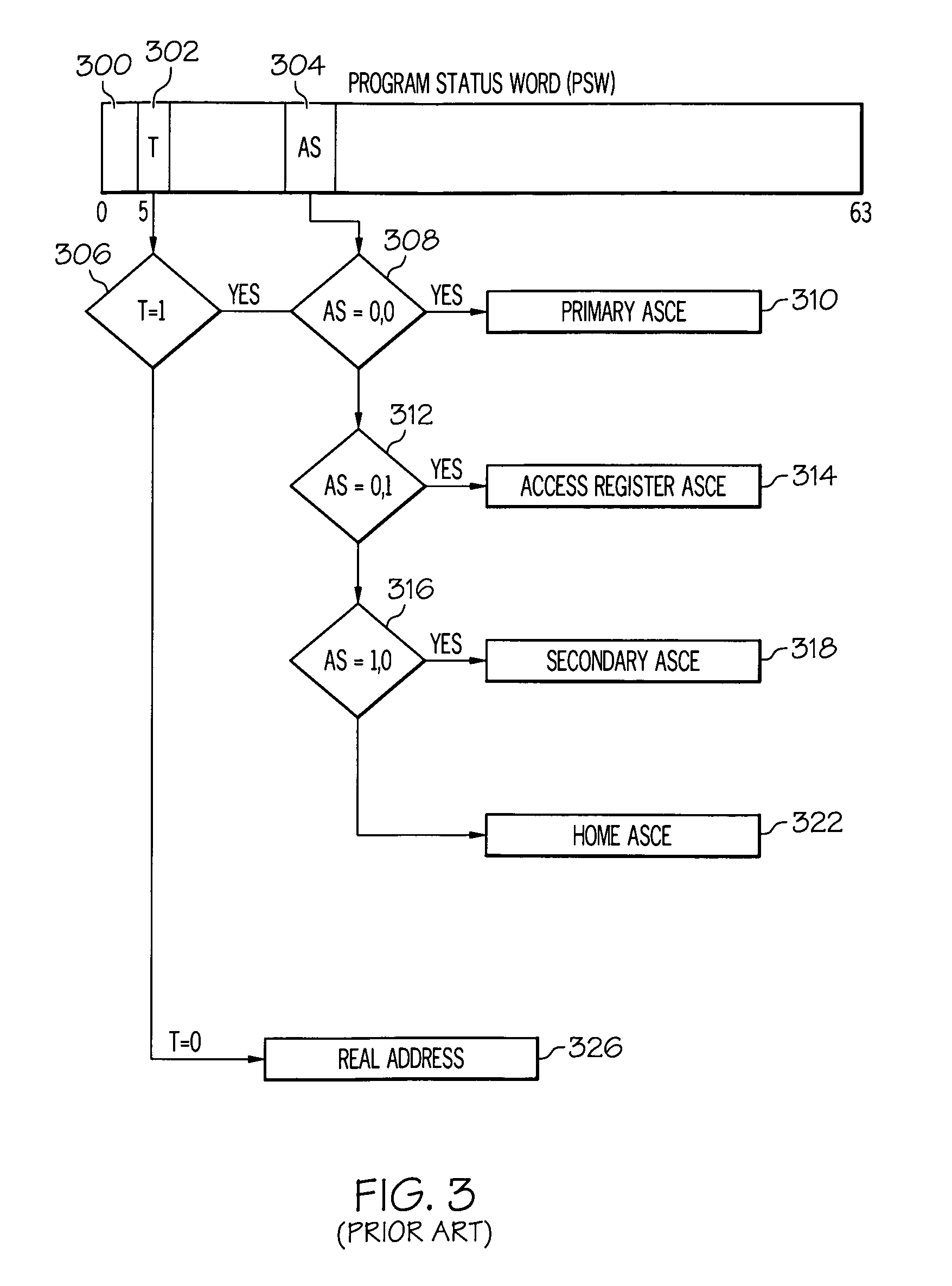 Patent us8041922 enhanced dynamic address translation with load patent drawing ccuart Choice Image