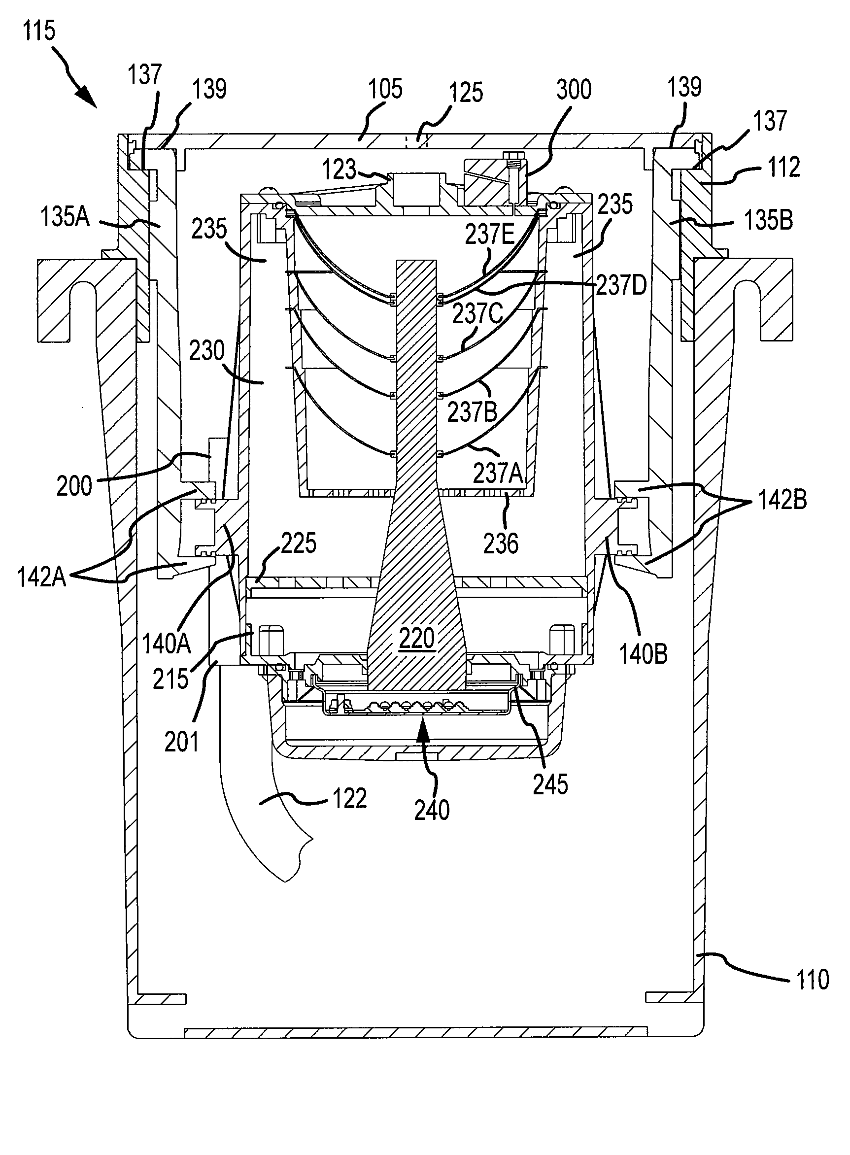 patent us8042748 surface disruptor for laminar jet fountain on simmons well pump wiring diagram