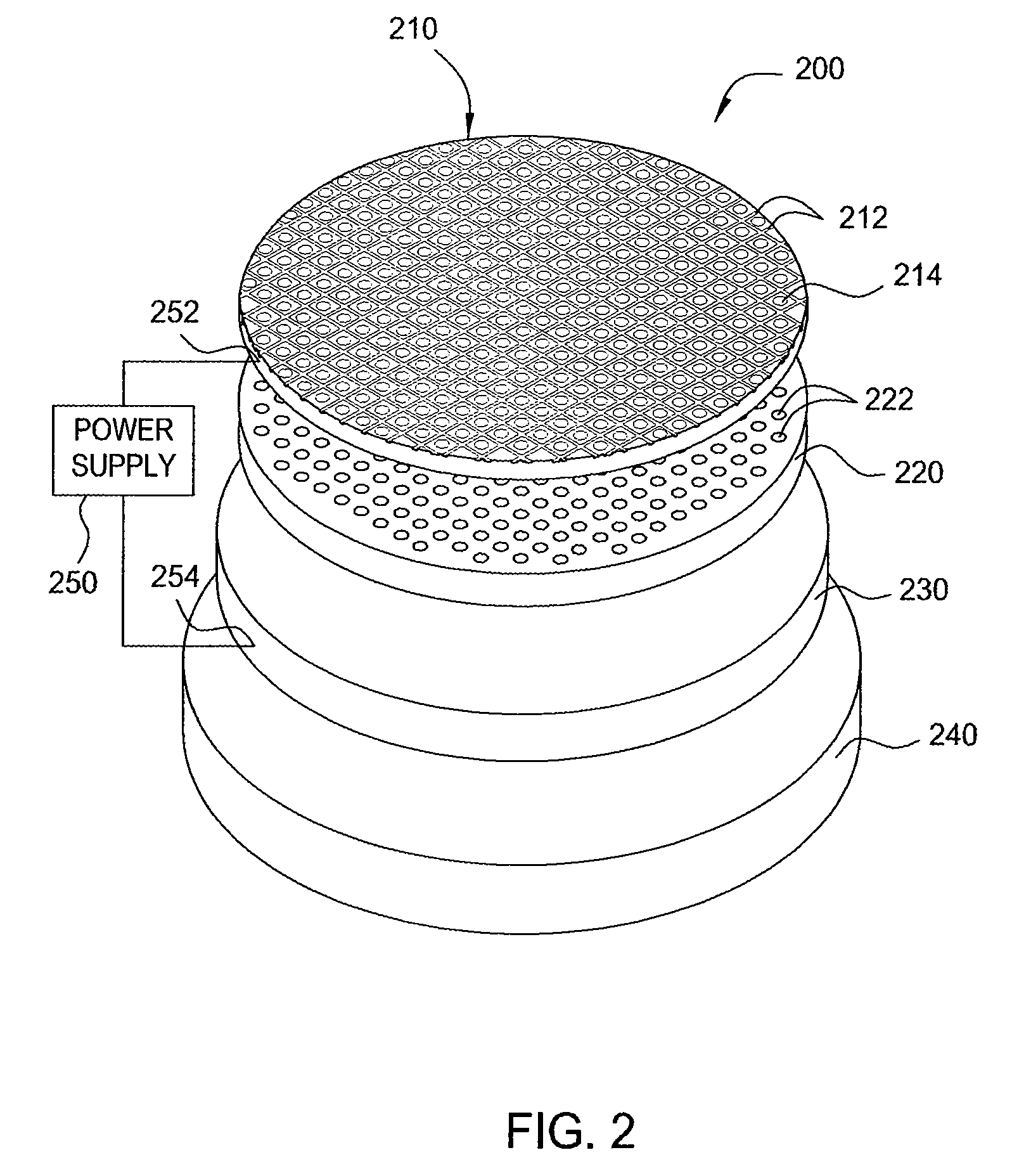 patent us8043870 cmp pad thickness and profile monitoring system