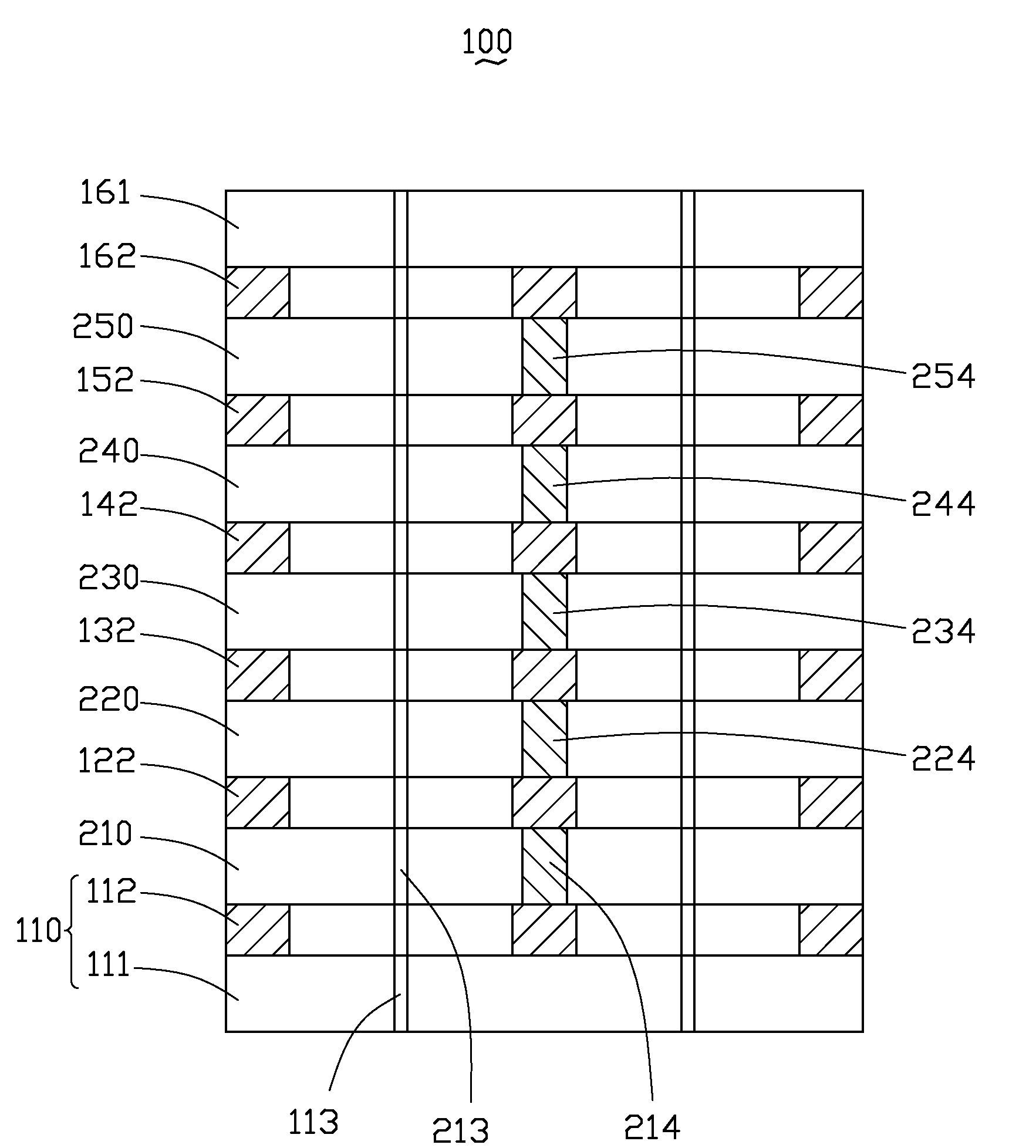 Patent Us8052881 Method Of Manufacturing Multilayer Printed Circuit Board Insulation Panel Copper Clad Laminate Buy Drawing