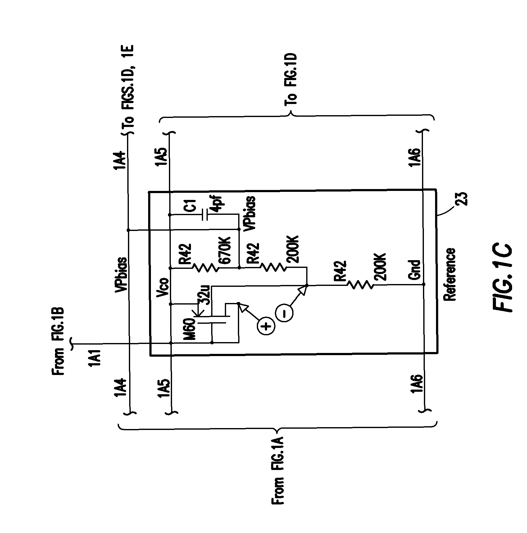 Low Voltage Oscillator : Patent us low voltage oscillator for medical
