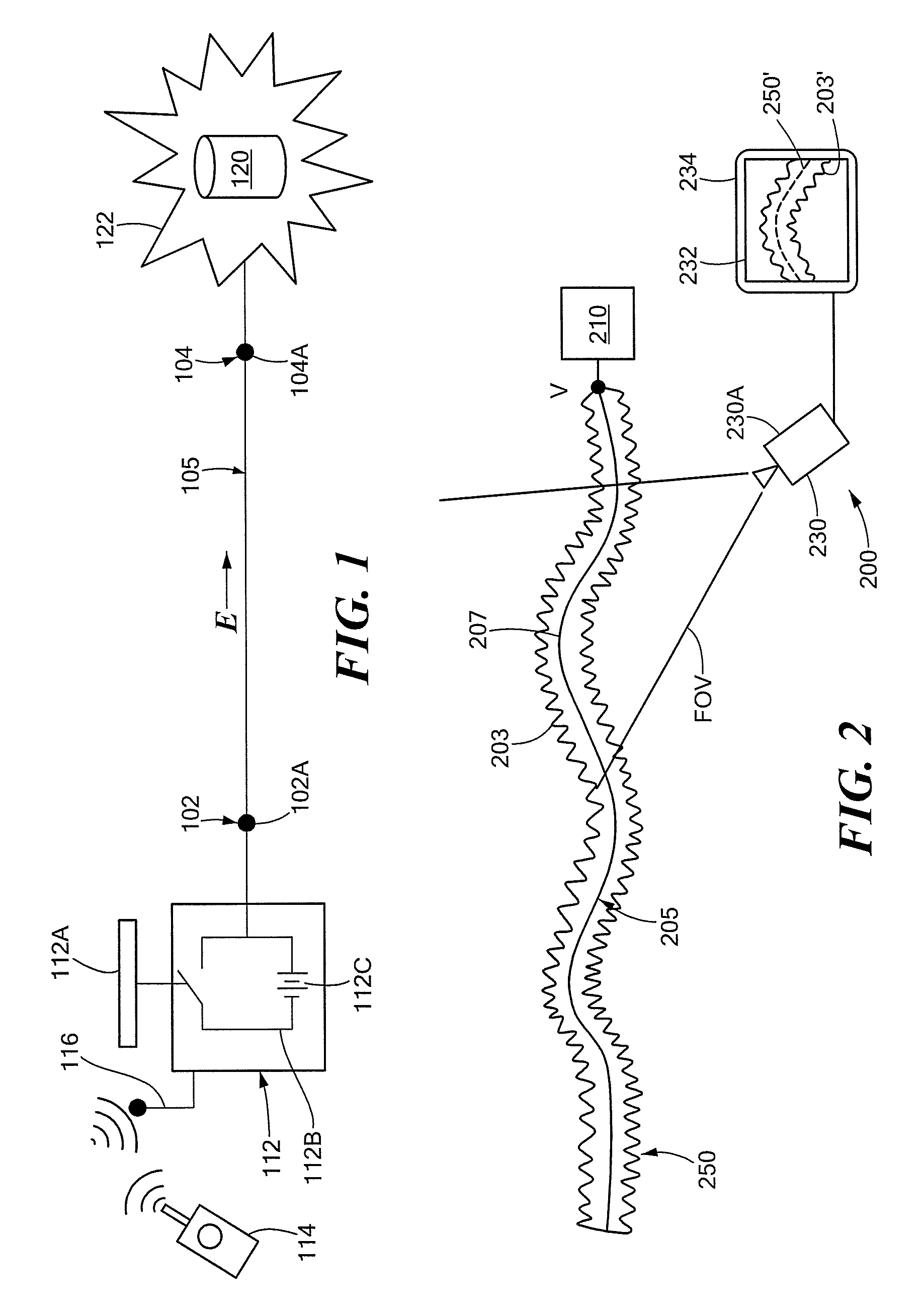 US08058875 20111115 D00001 how to trace an electrical wire 2 on how to trace an electrical wire