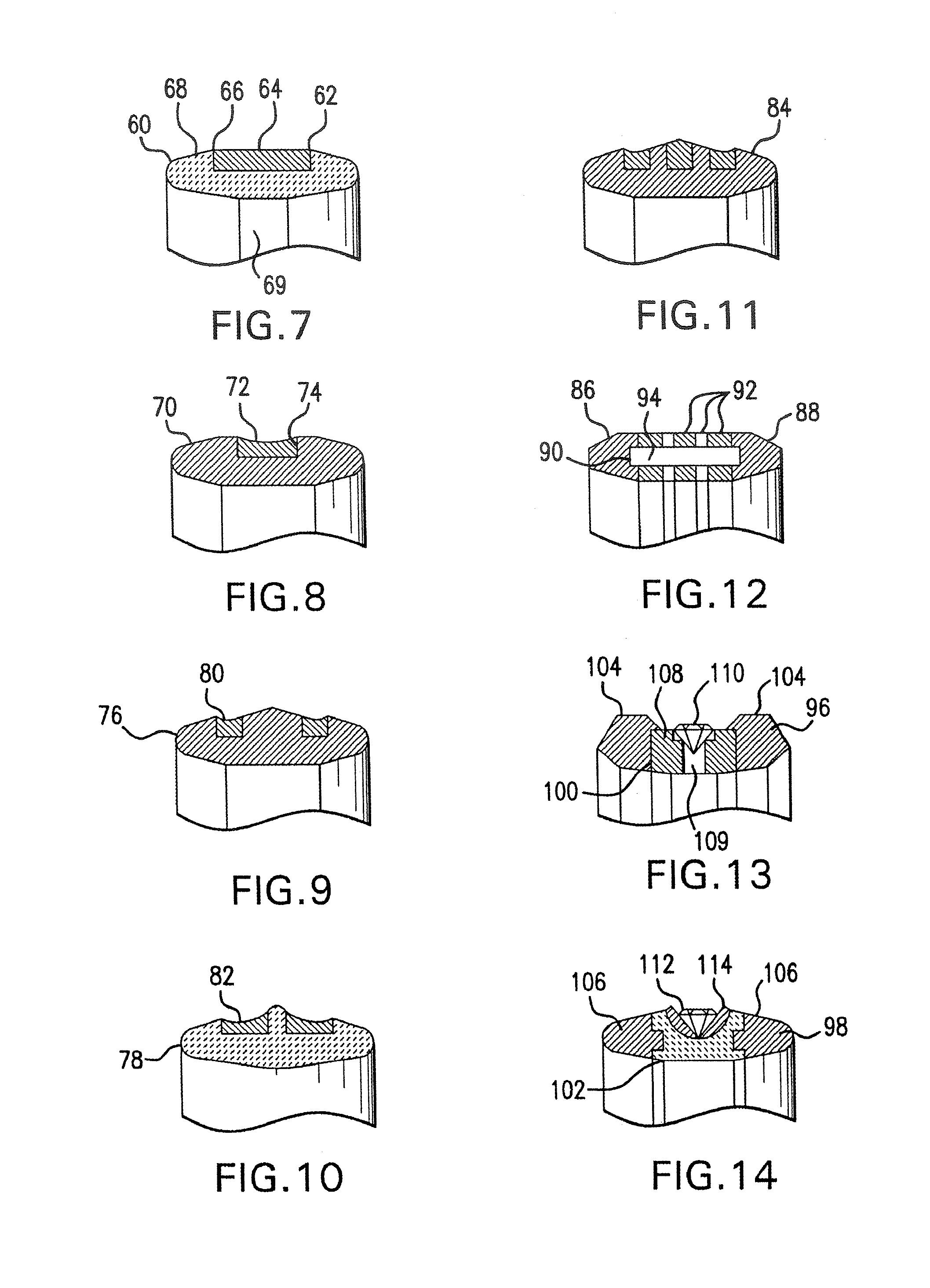 Iridium Wedding Band 37 Awesome Patent Drawing