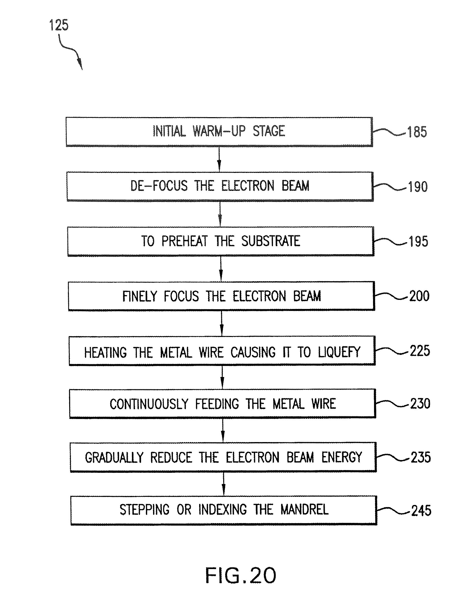 Iridium Wedding Band 44 Great Patent Drawing