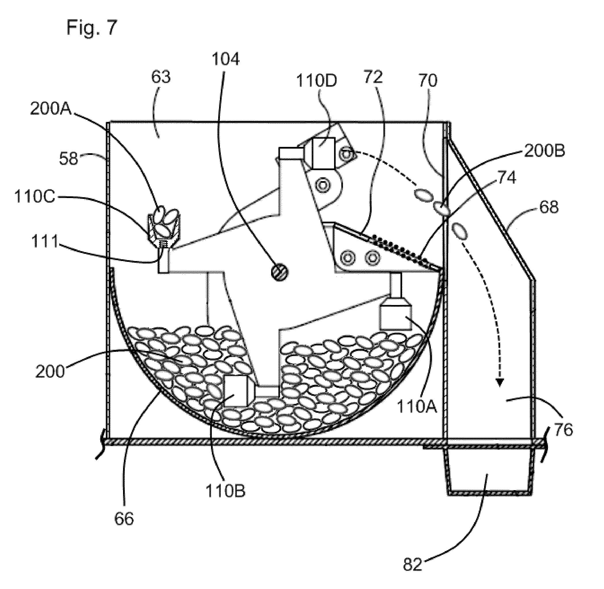 Patent US8061281 Garden seeder Google Patents