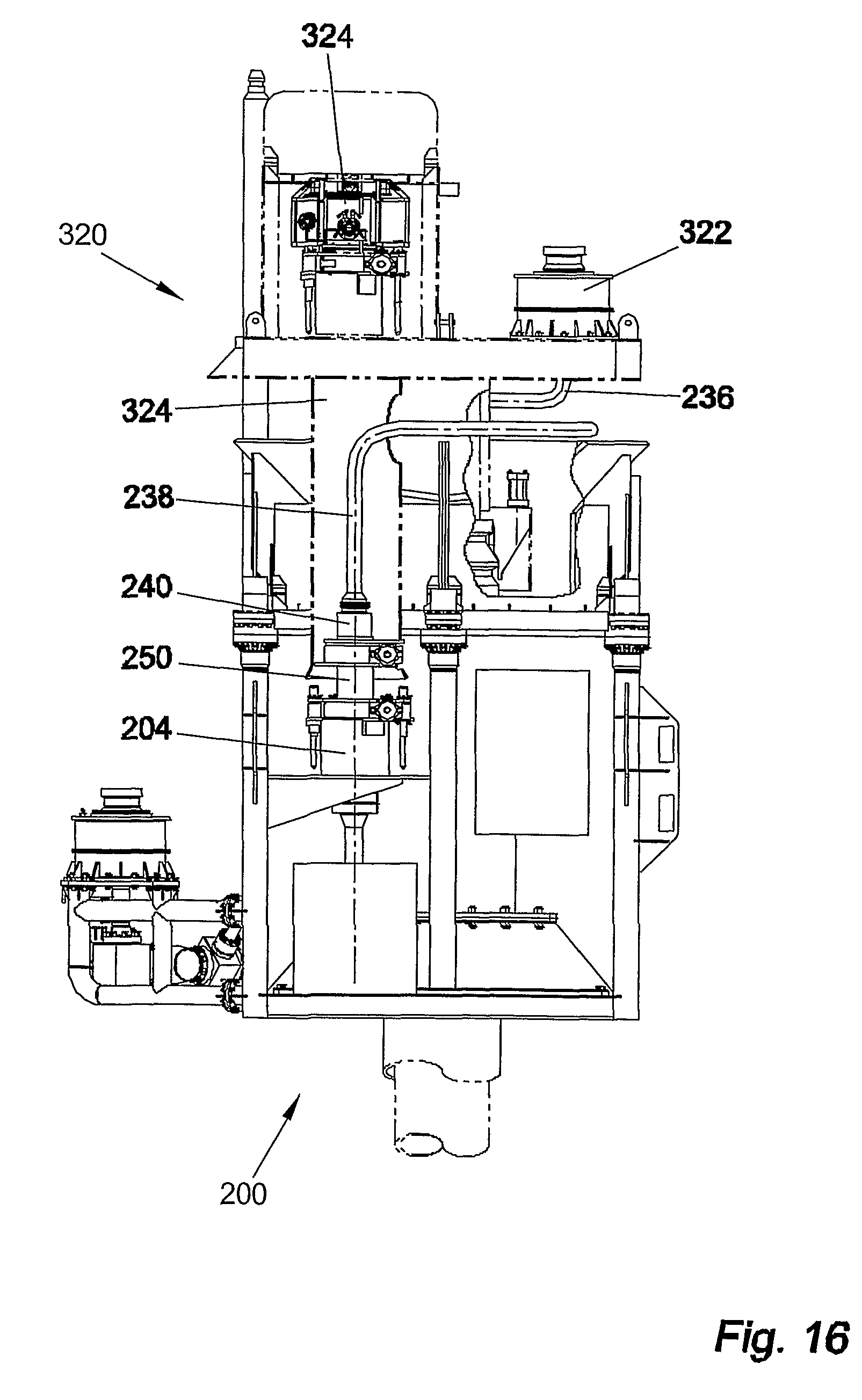 US08066076 20111129 D00011 patent us8066076 connection system for subsea flow interface siedle intercom wiring diagram at gsmportal.co