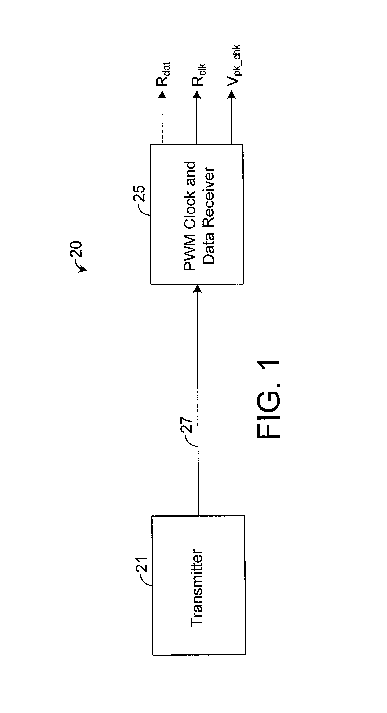 Patent Us8068559 Pulse Width Modulation Pwm Clock And Data Oscillator With Fixed Frequency Variable Duty Cycle Circuit Drawing