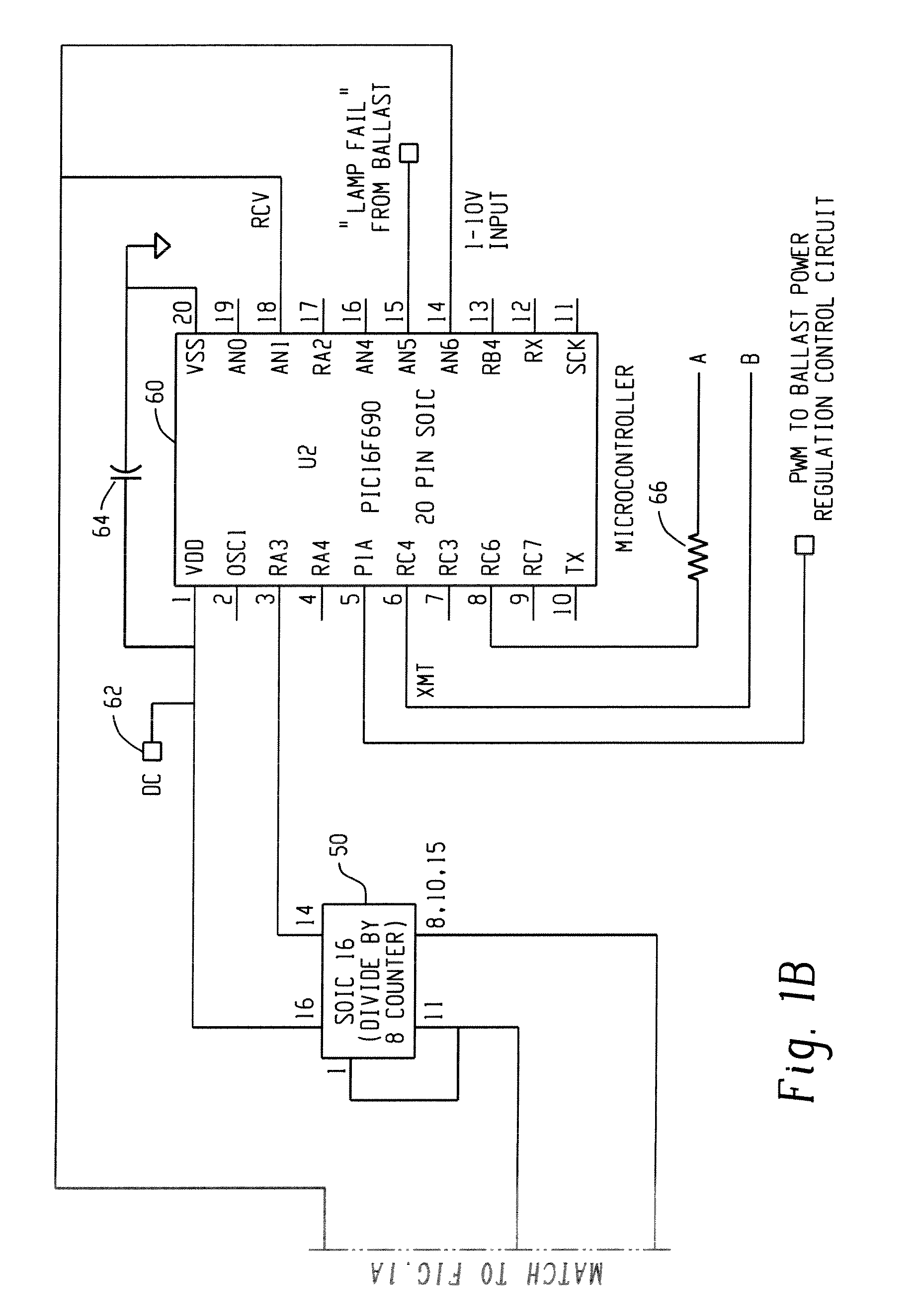 Fluorescent Dimming Control Diagram Wiring Diagrams Lightolier Patent Us8072164 Unified 0 10v And Dali Dimmer Led Circuit Bta06