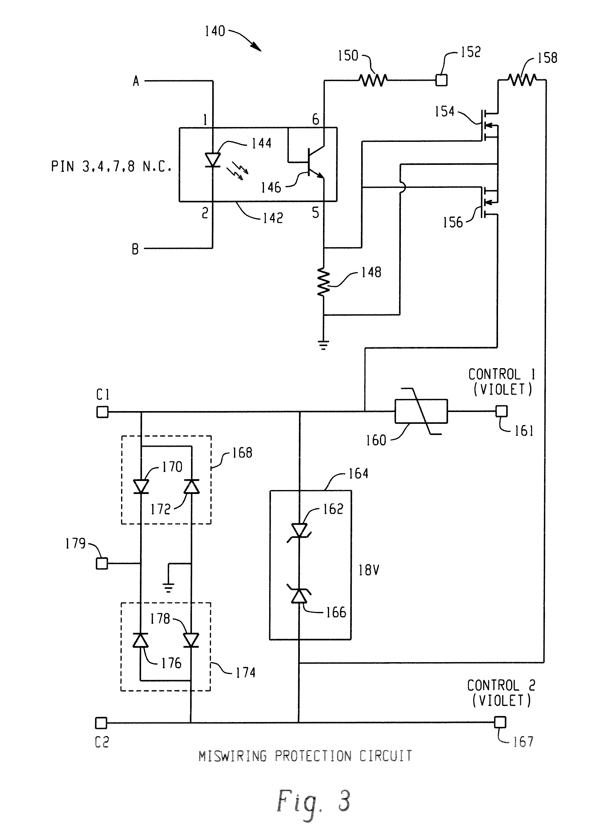 US08072164 20111206 D00004 patent us8072164 unified 0 10v and dali dimming interface 0 10v dimming wiring diagram at reclaimingppi.co