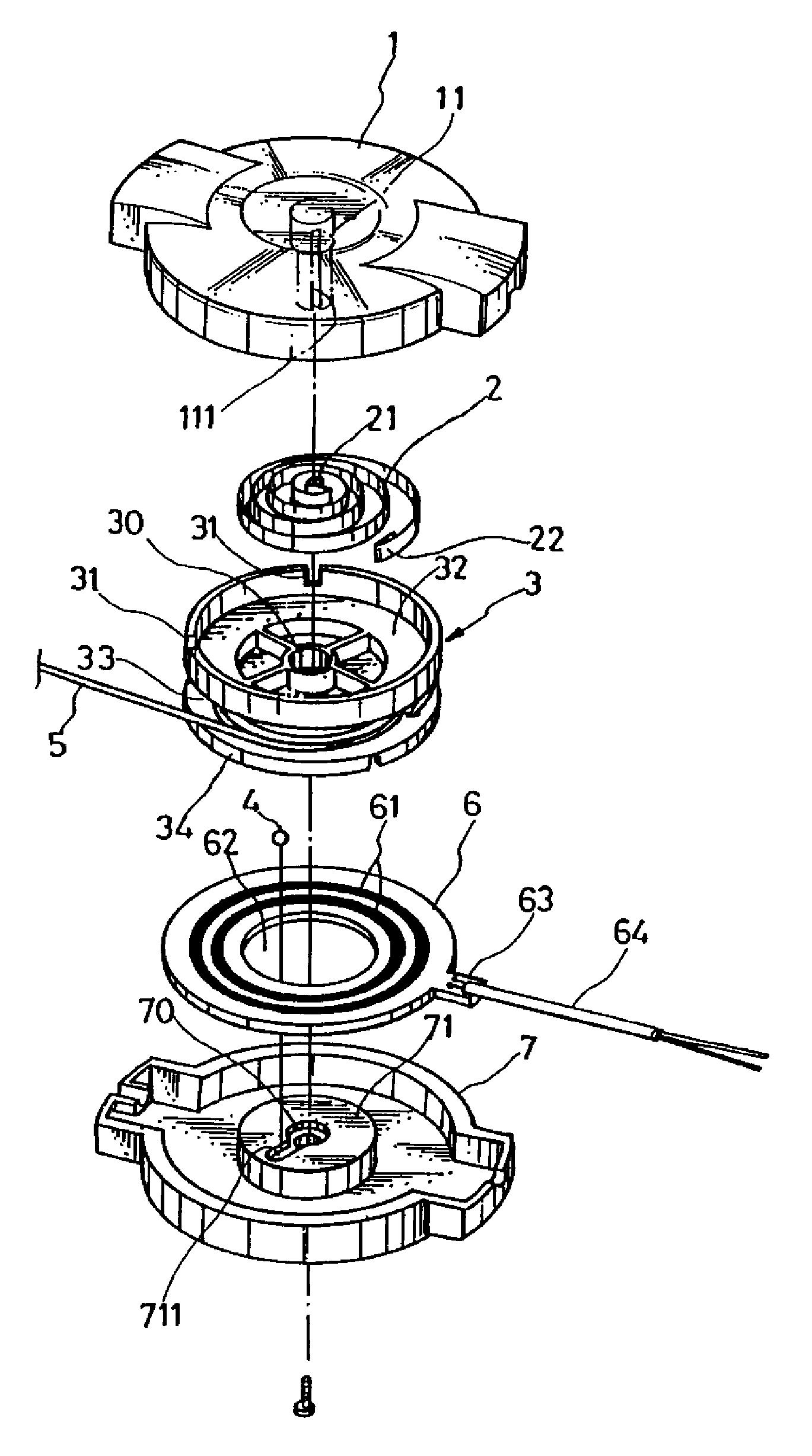 patent us8077149