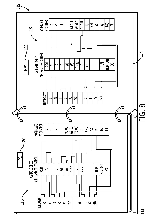 Patent US8078326 HVAC system controller configuration    #3C3C3C