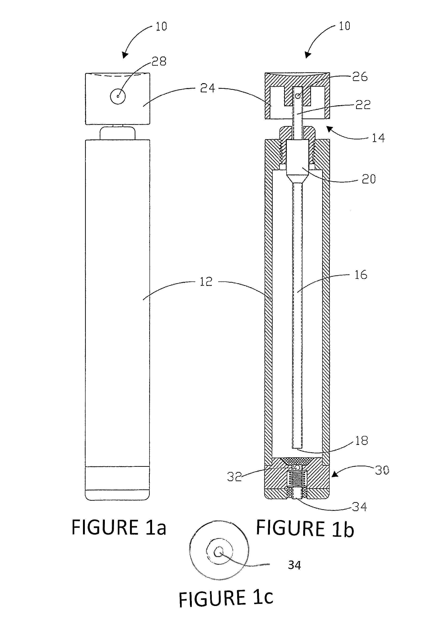 Patent Us8079388 Refill Perfume Bottle Google Patents