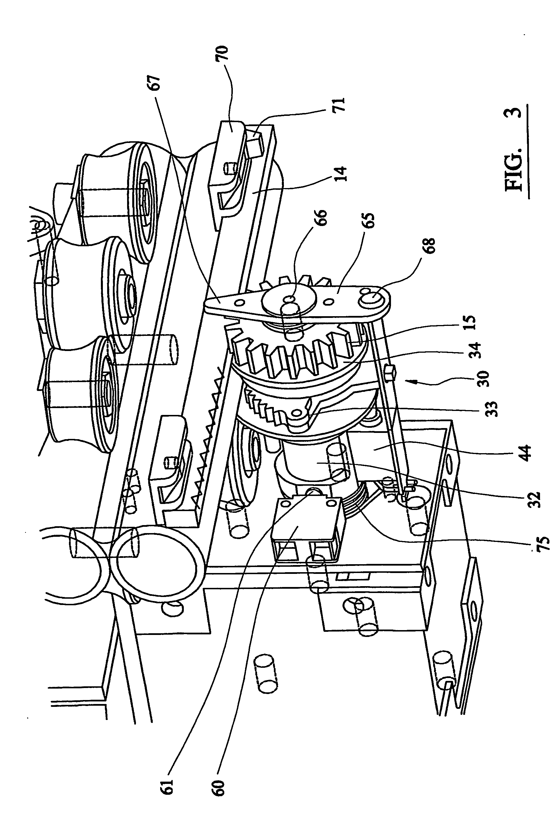 patent us8087495 - safety device for stairlifts