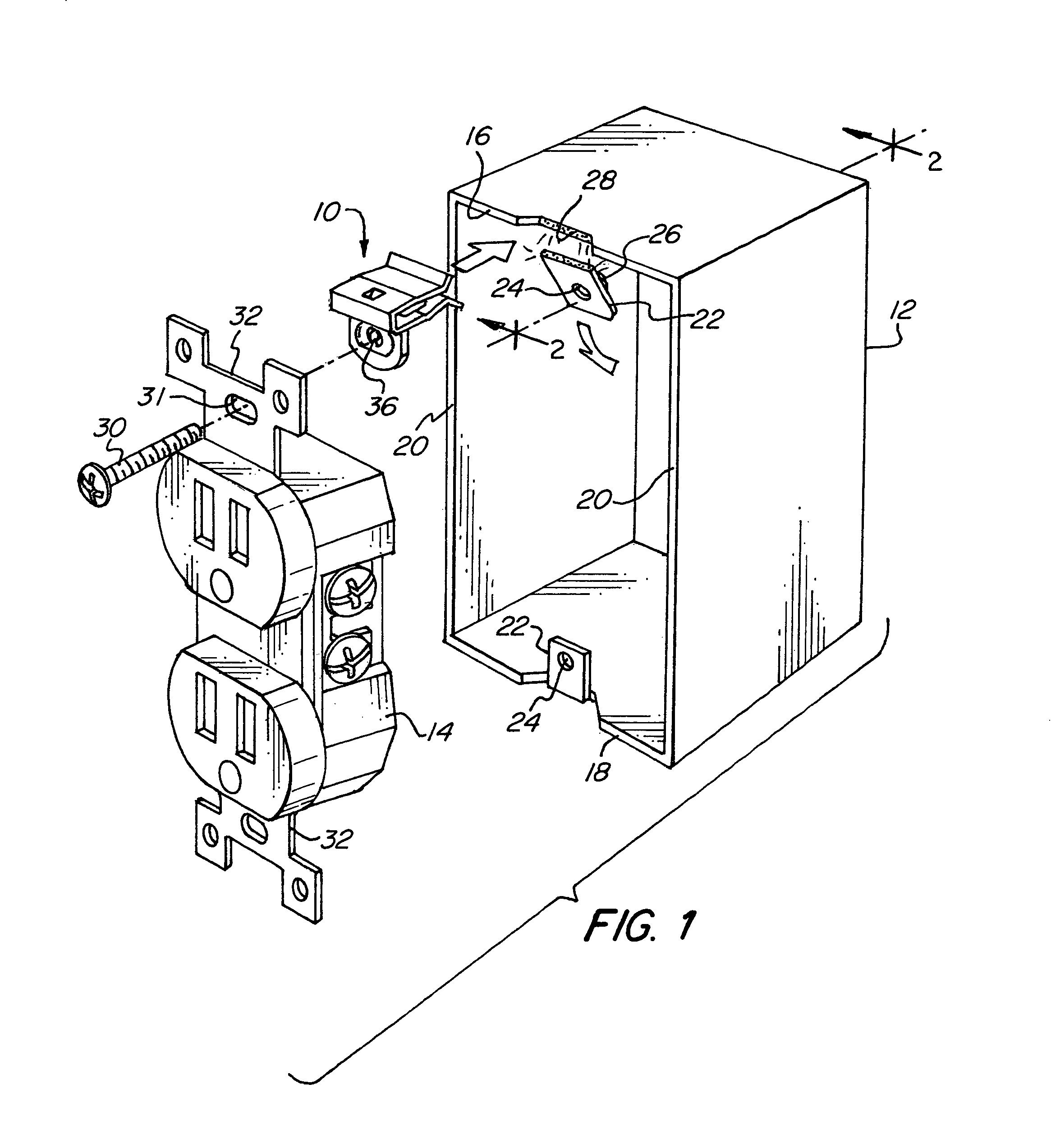 patent us8087862