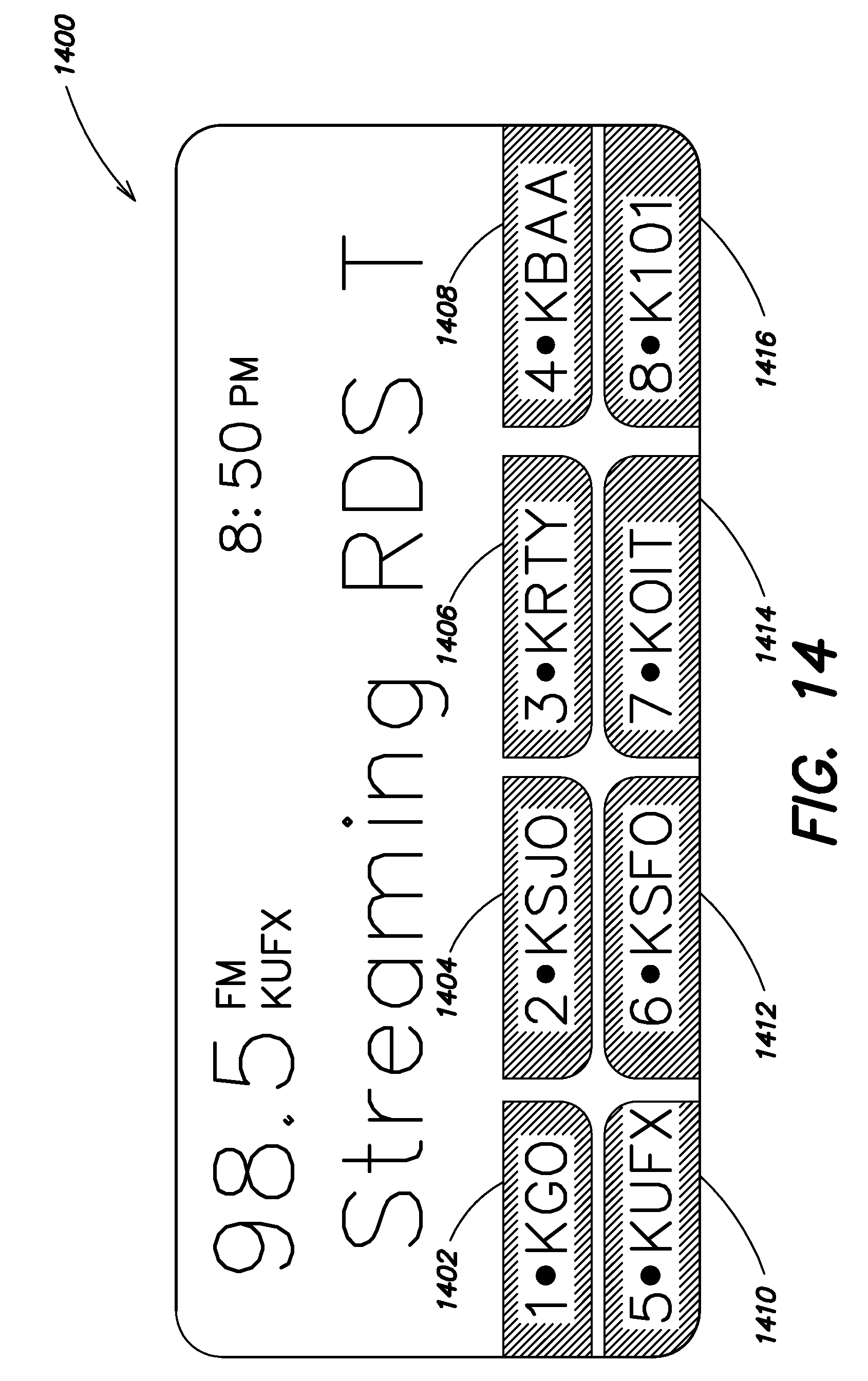patent us entertainment system with unified content