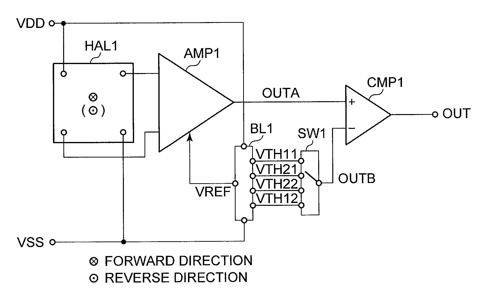 Patent Us8093889 Sensor Circuit Google Patents For Resistance Temperature Detector Sensorcircuit Drawing