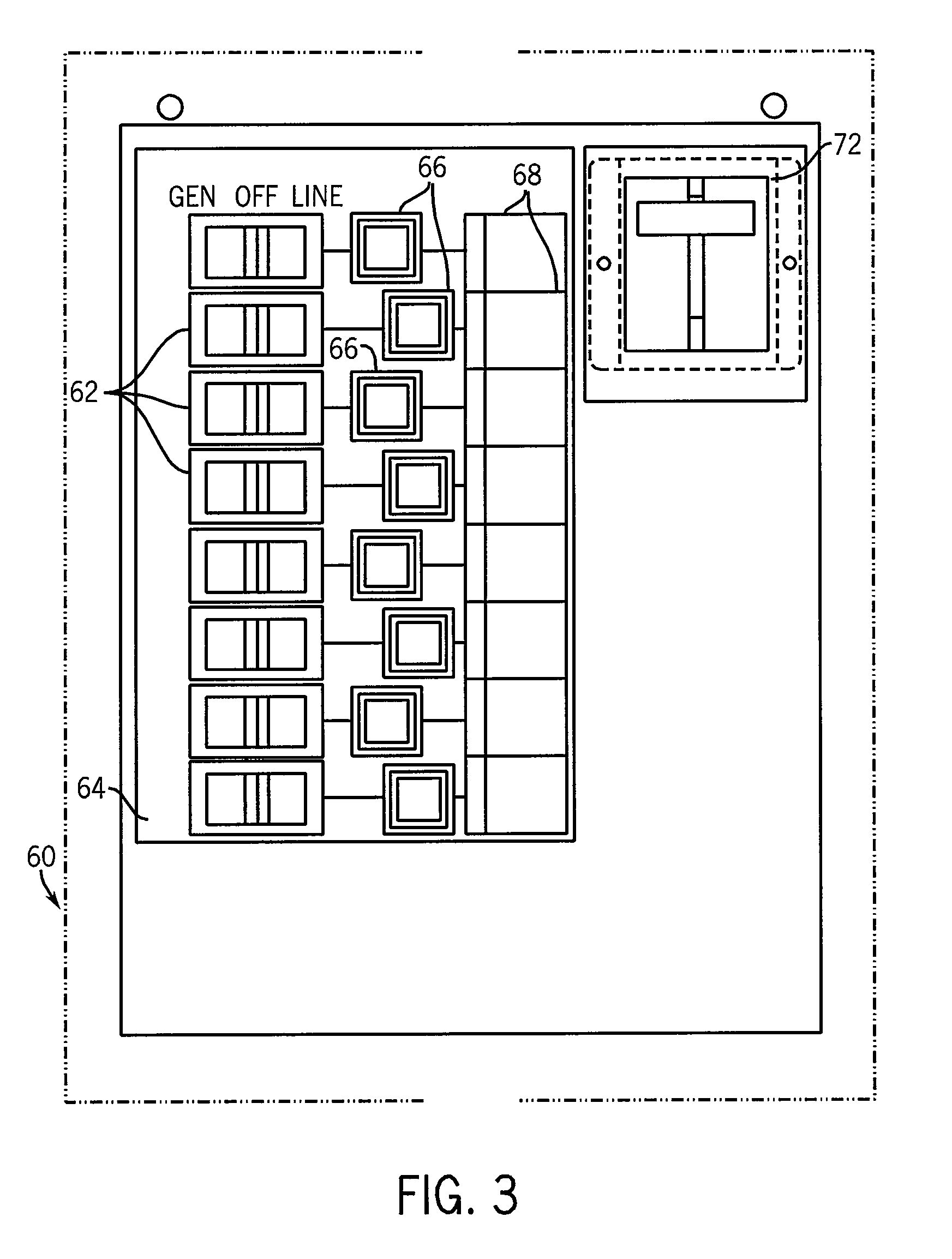 Patent Us8098465 Afci Breaker Providing Protection For Multiple Pass Seymour Arcfault Circuit Interrupter Drawing