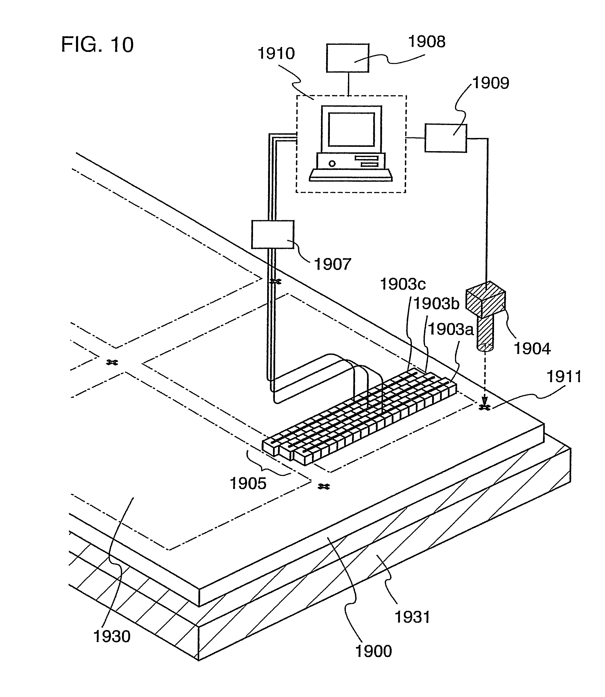 Patent Us8102005 Wiring Substrate Semiconductor Device And Tbb Heated Mirror Diagram Drawing