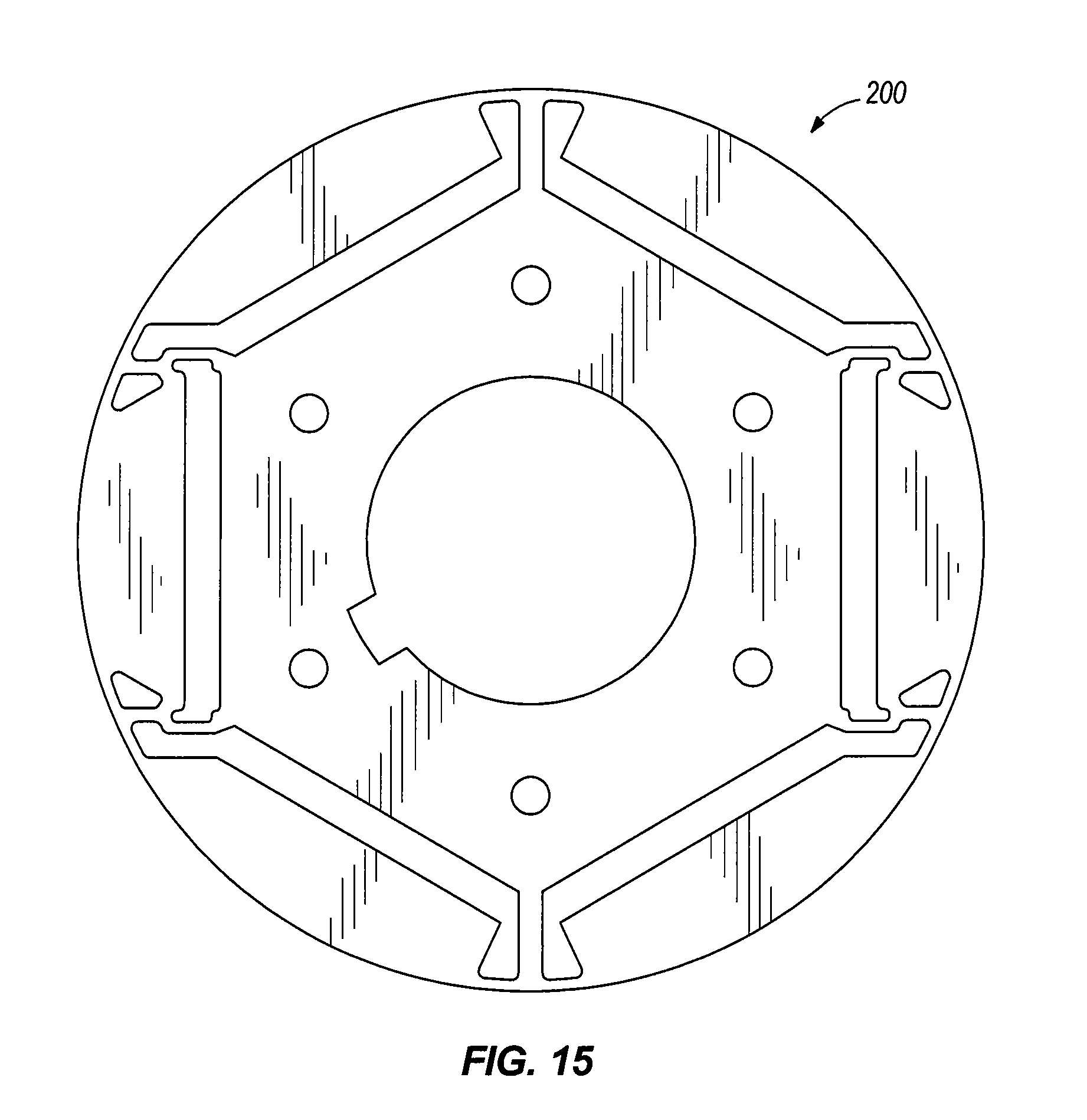 snap gm patents an electric motor with multiple magnet