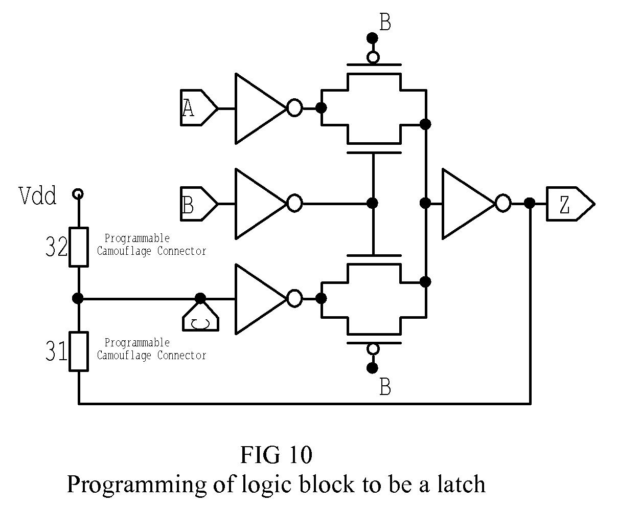 patent us8111089