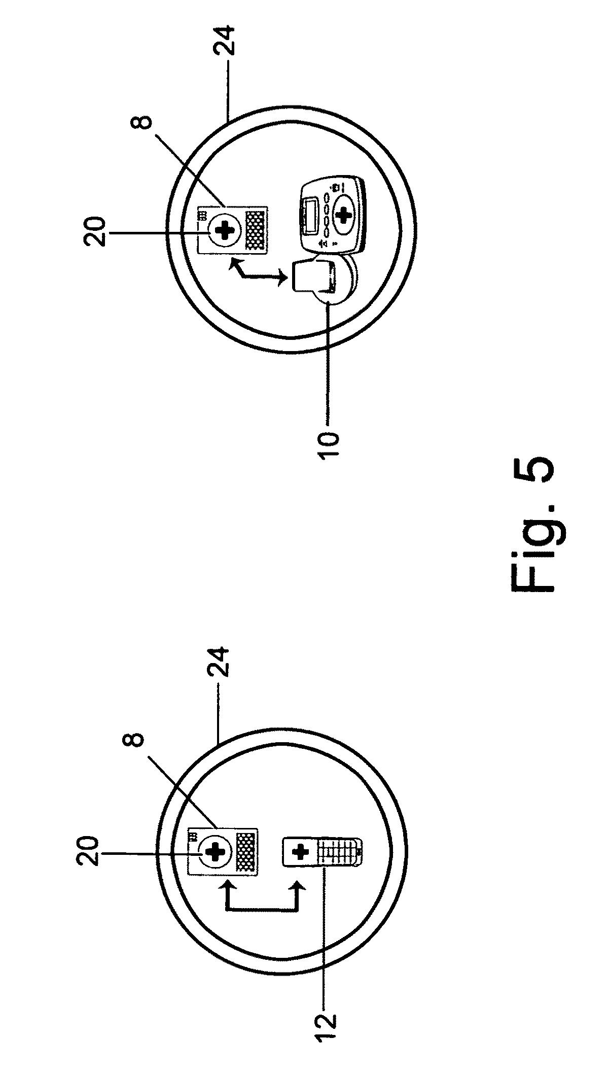 patent us8116724