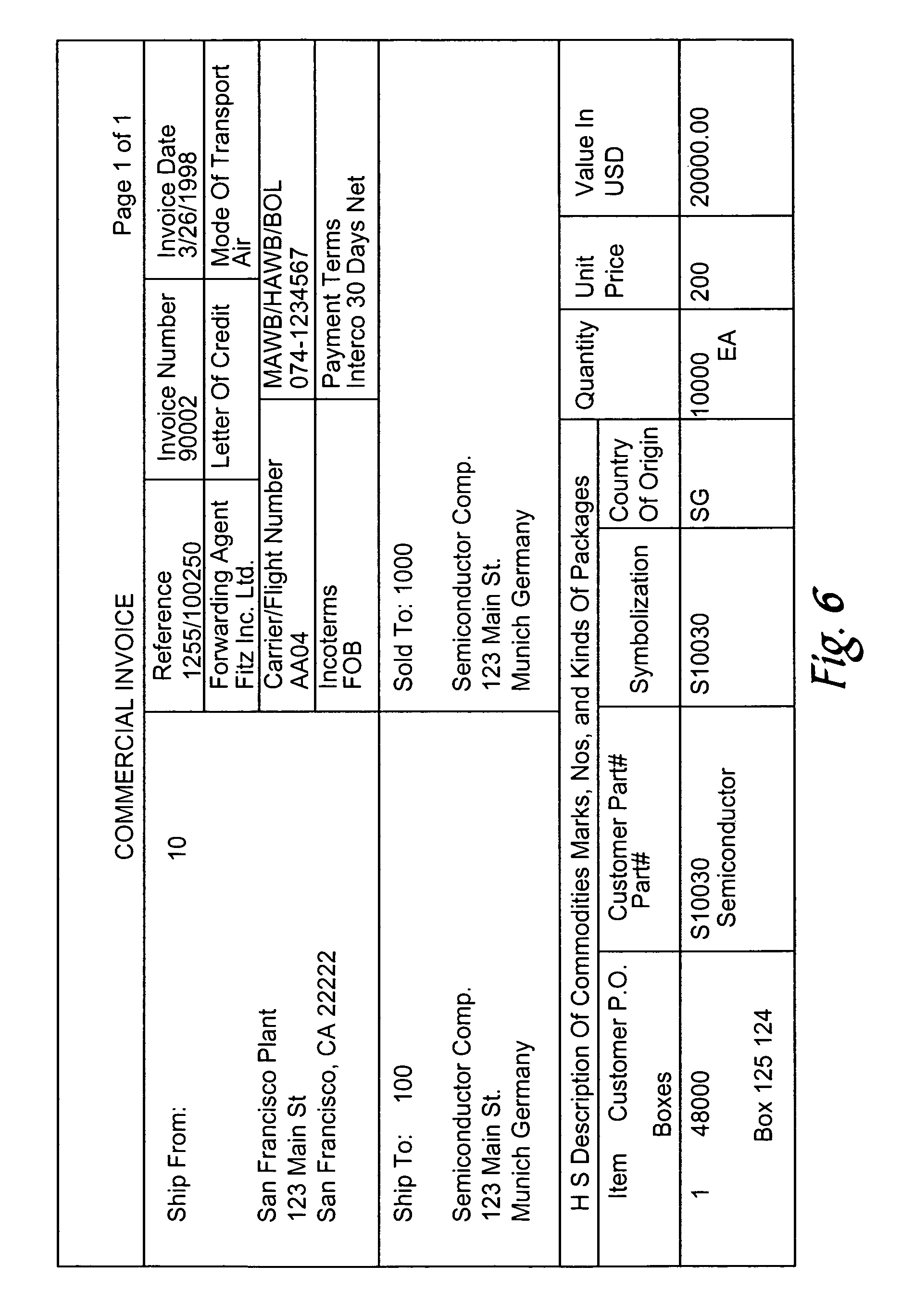 Federal Tax Receipt Pdf Patent Us  Systems Applications And Products In Data  Blank Invoice Template Excel Pdf with Whmcs Invoice Templates Patent Drawing Payment Without Invoice Word