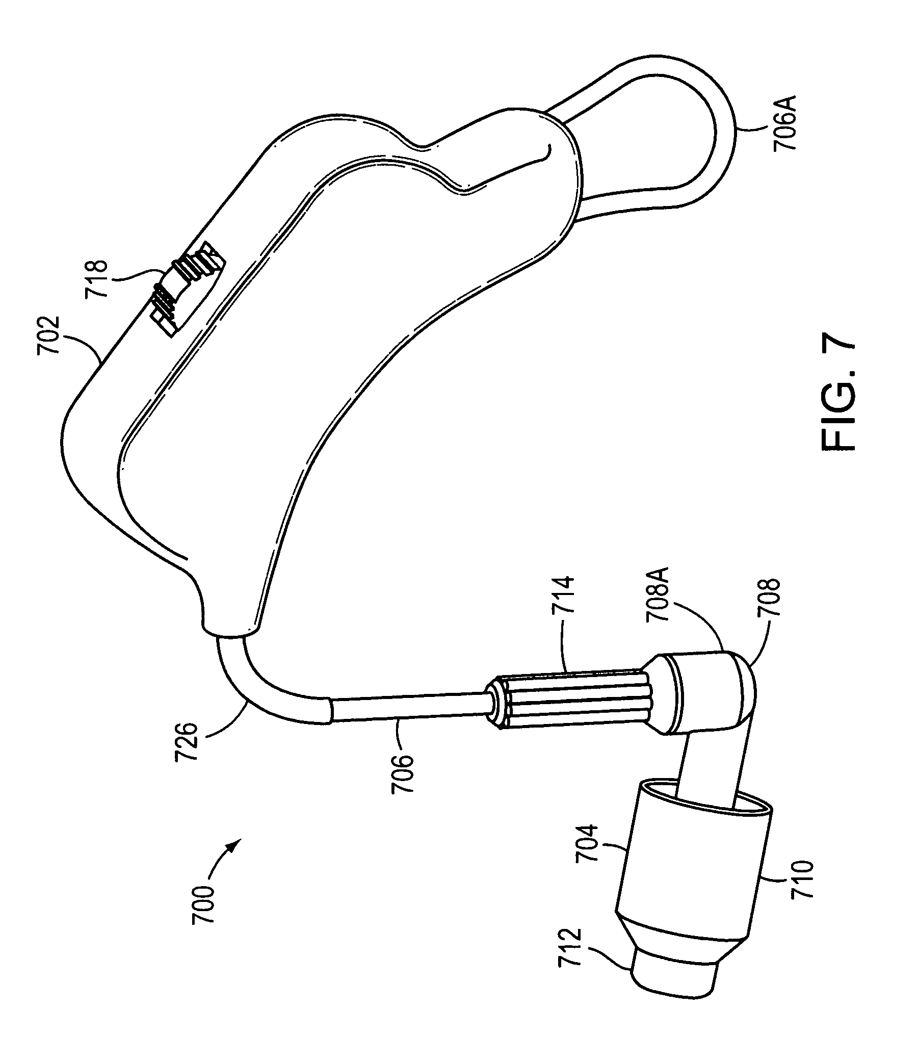 patent us8121320 - hearing aid