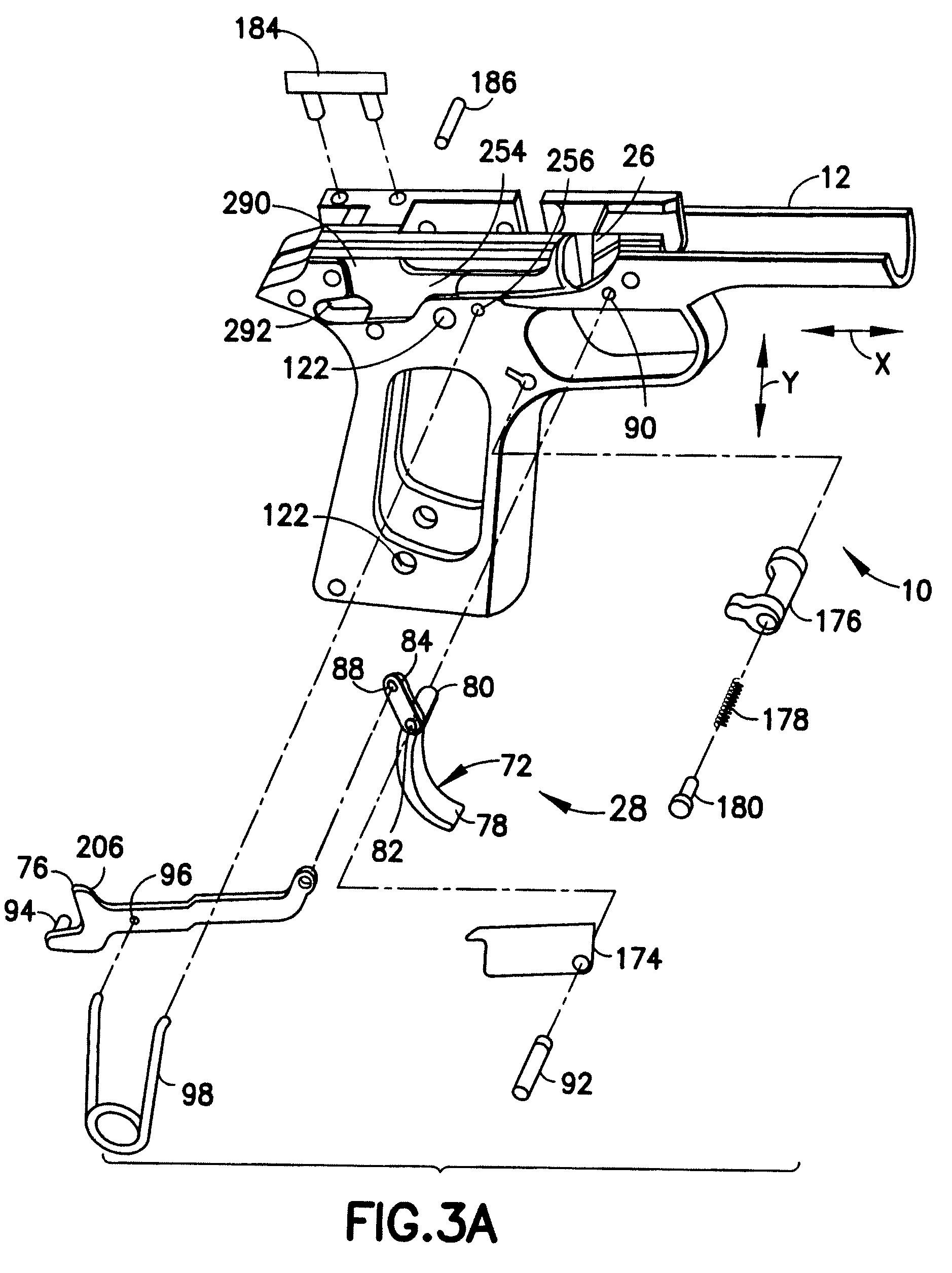 Assembly Diagram For Colt 1911 Related Keywords Suggestions Long Kimber Parts