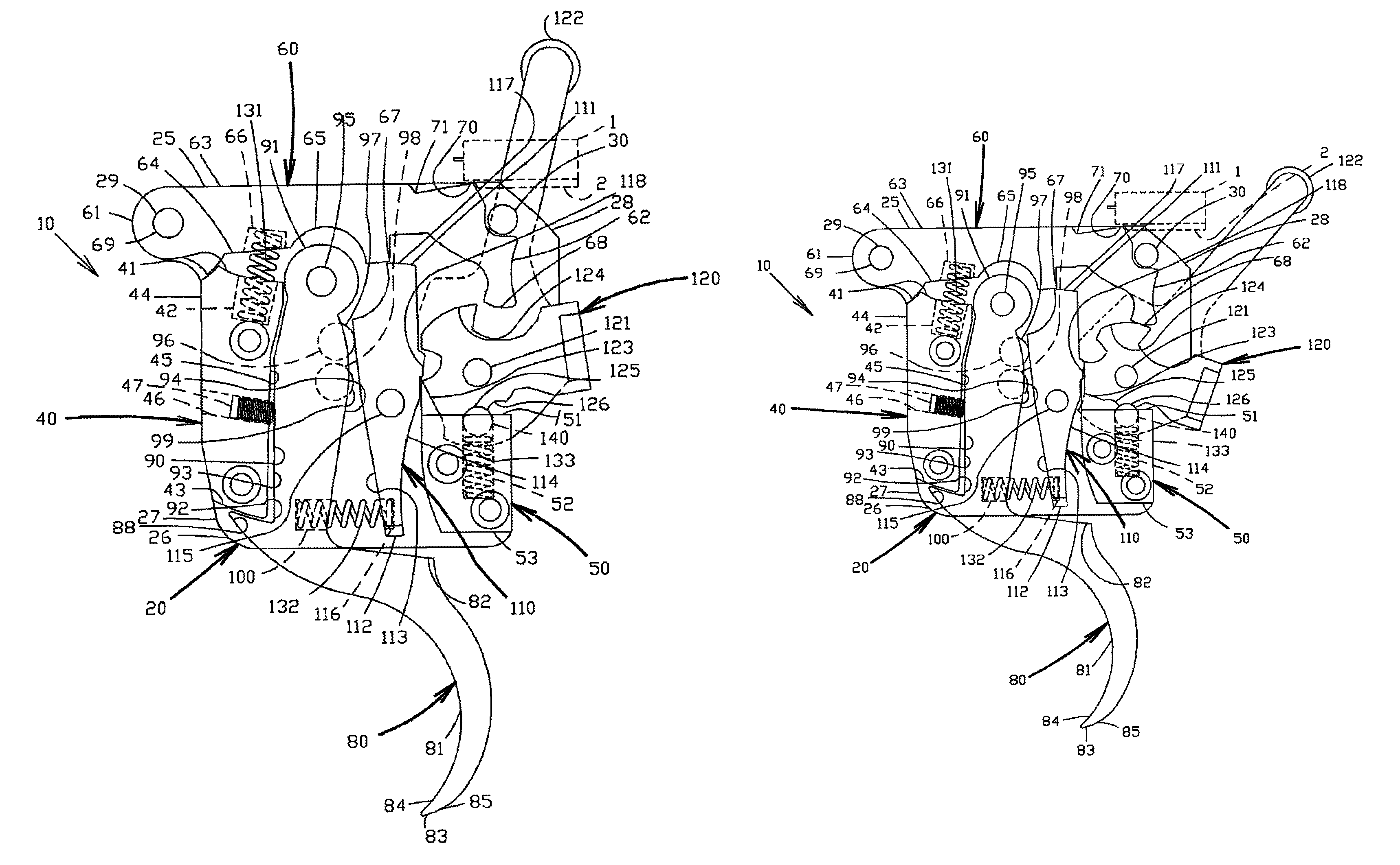 Trigger assembly google patents remington 700 trigger diagram